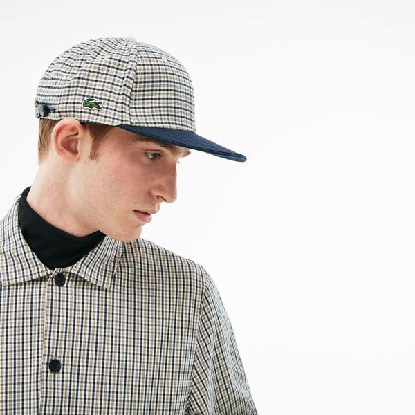 Lacoste L!VE Renkli Şapka