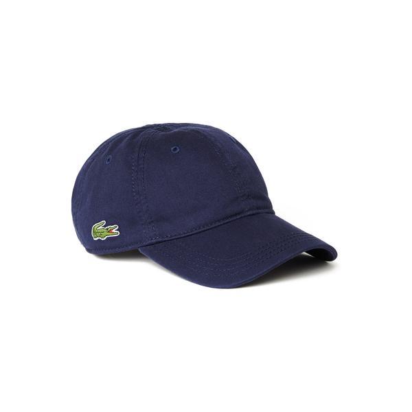 Lacoste Lacivert Şapka