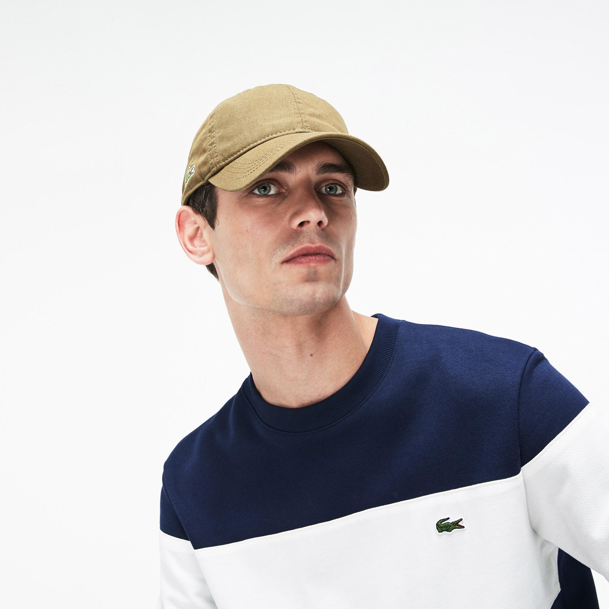 Lacoste Haki Şapka