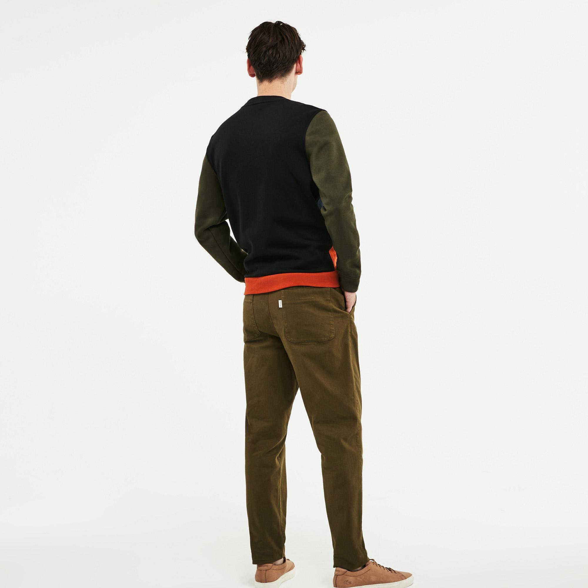 Lacoste Erkek Renkli Sweatshirt