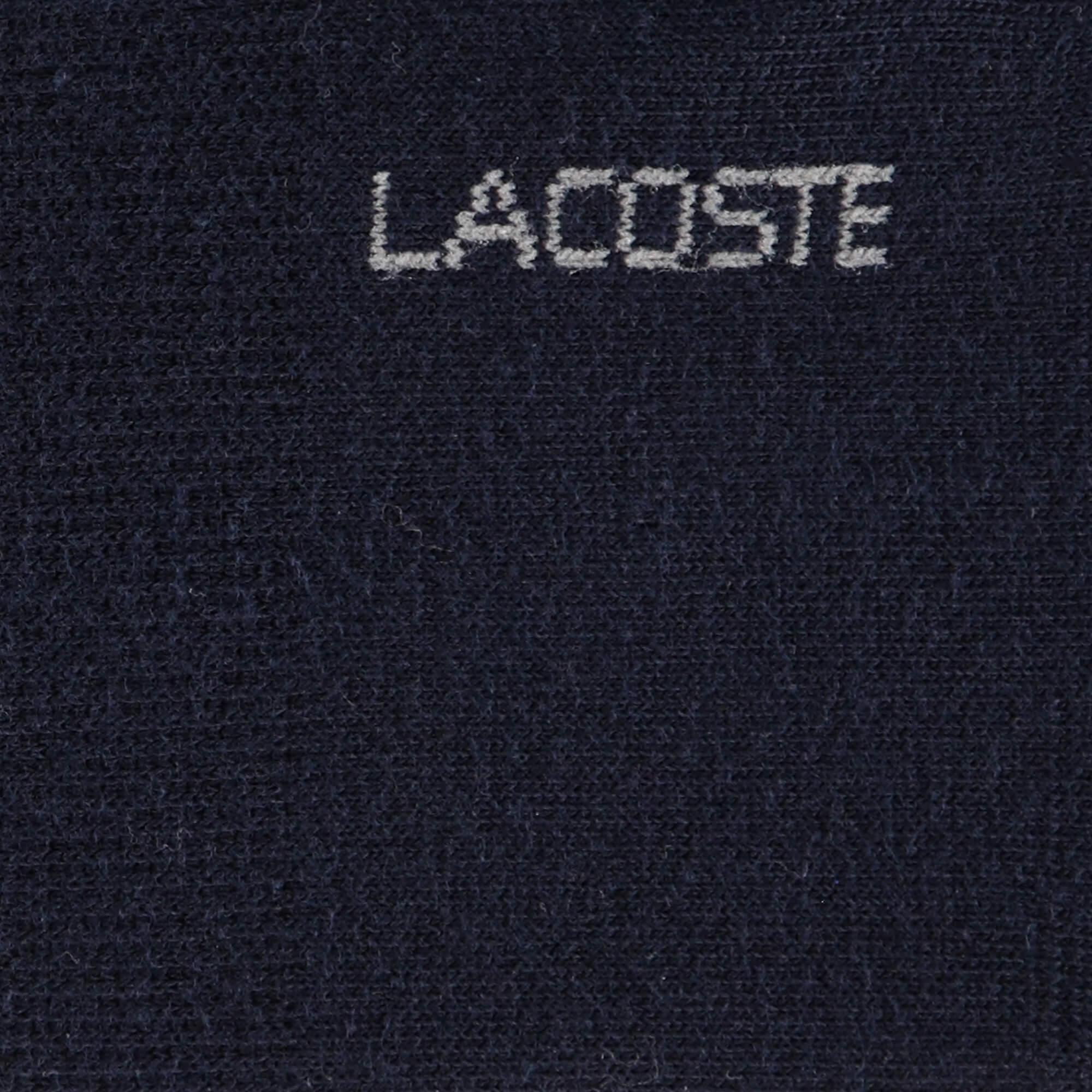 Lacoste Lacivert Babet Çorap