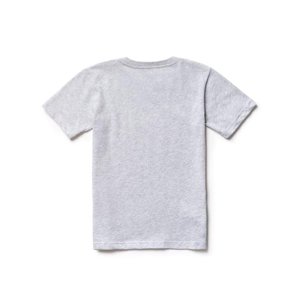 Lacoste Sport Çocuk Gri T-Shirt