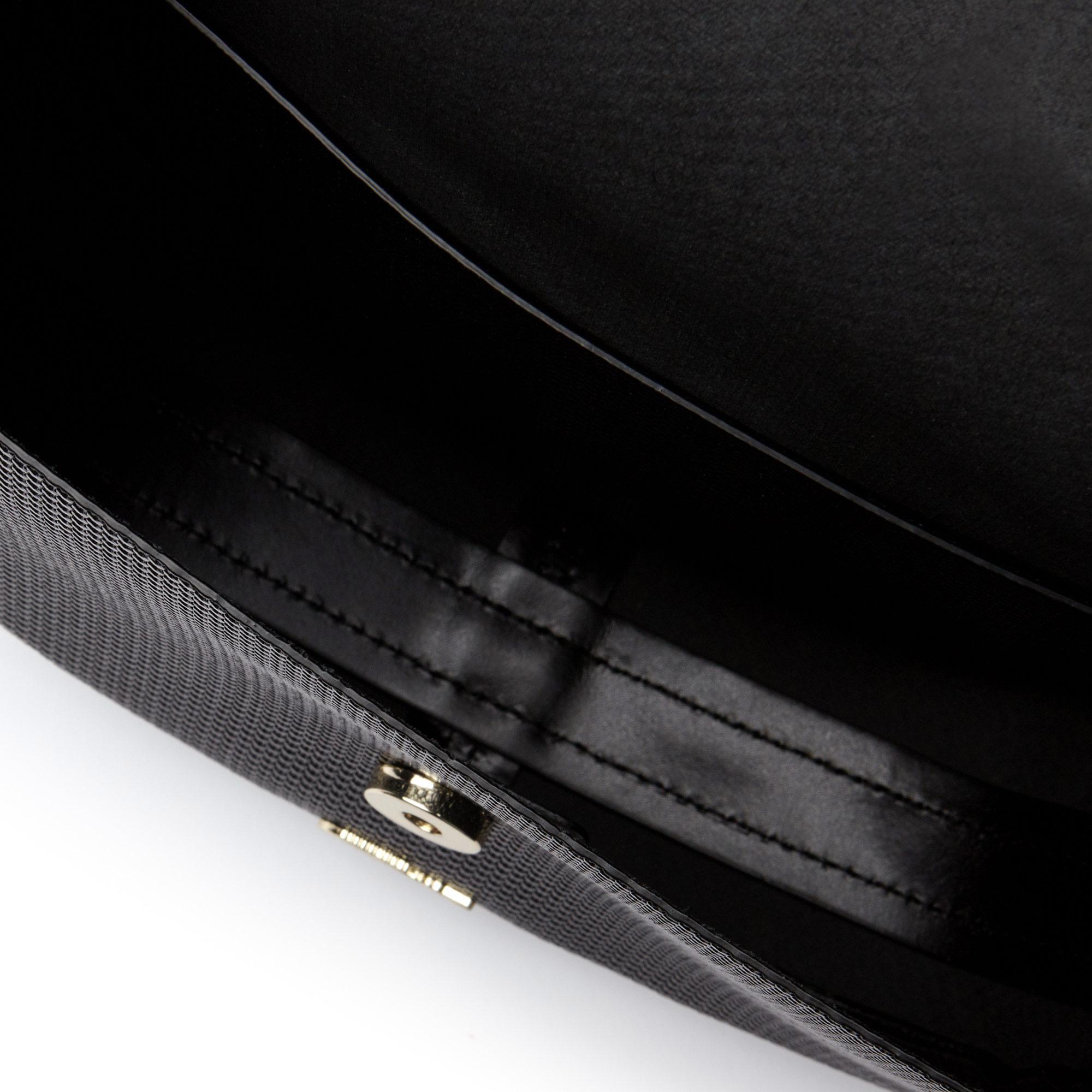 Lacoste Kadın Chantaco Siyah Çanta