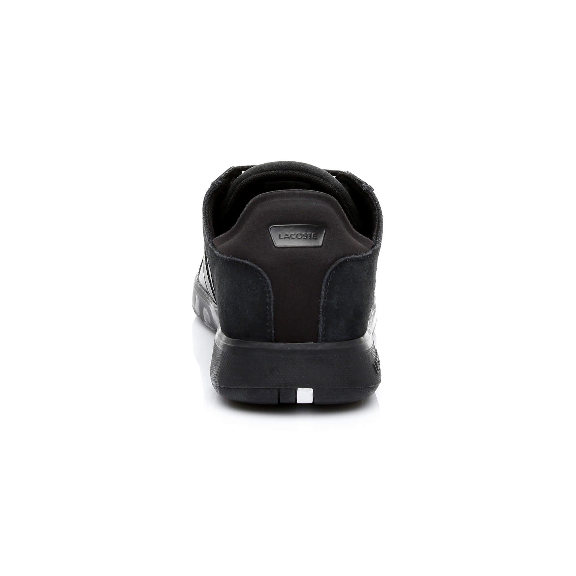 Lacoste Erkek Novas 318 3 Siyah Sneaker