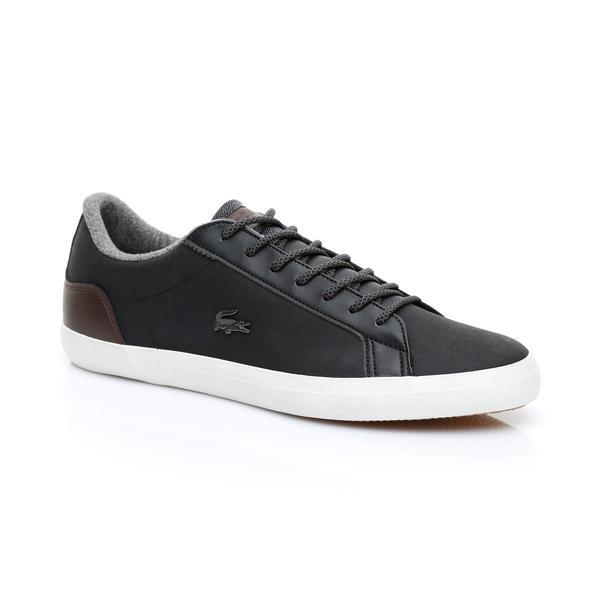 Lacoste Lerond 318 2 Erkek Siyah Sneaker