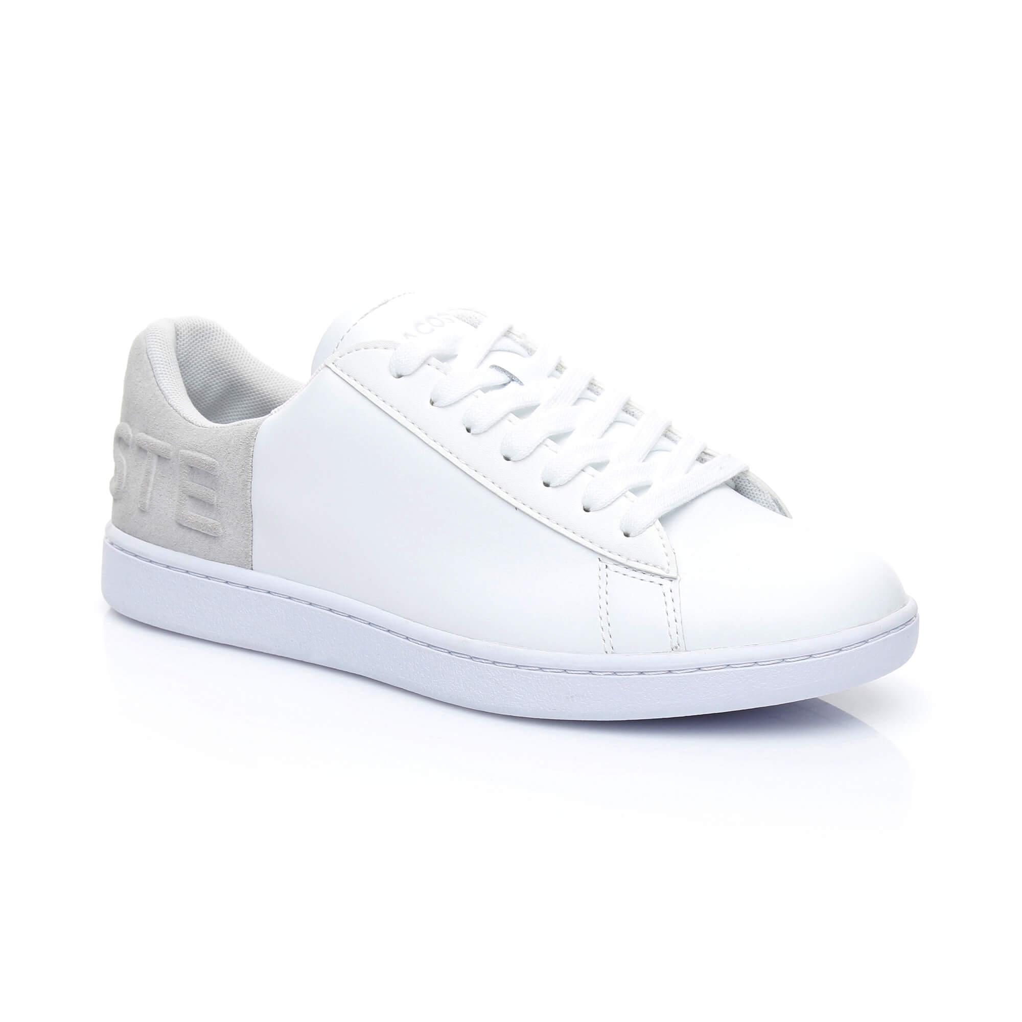 Lacoste Kadın Carnaby Evo 318 3 Beyaz Sneaker