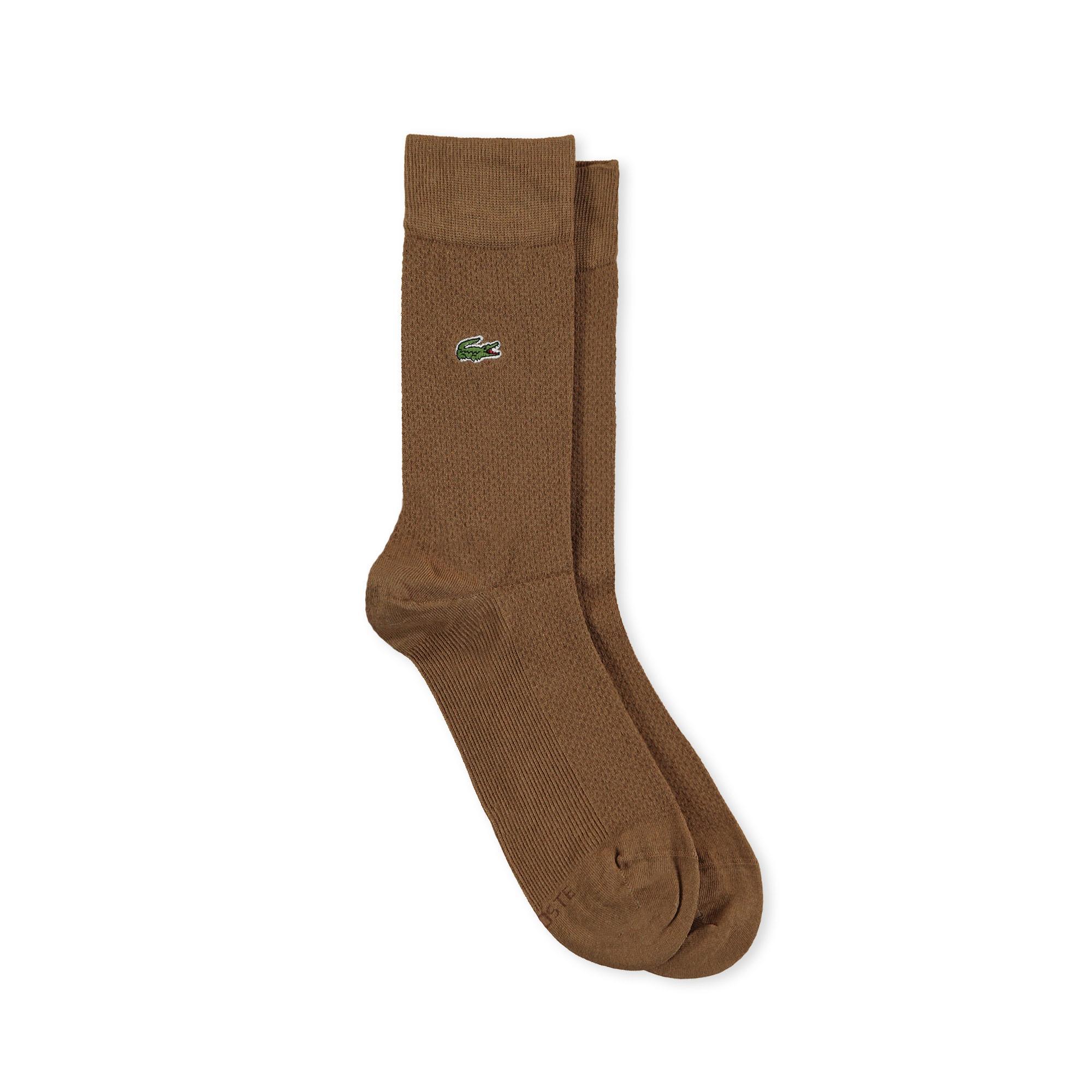 Lacoste Erkek Kahverengi Çorap
