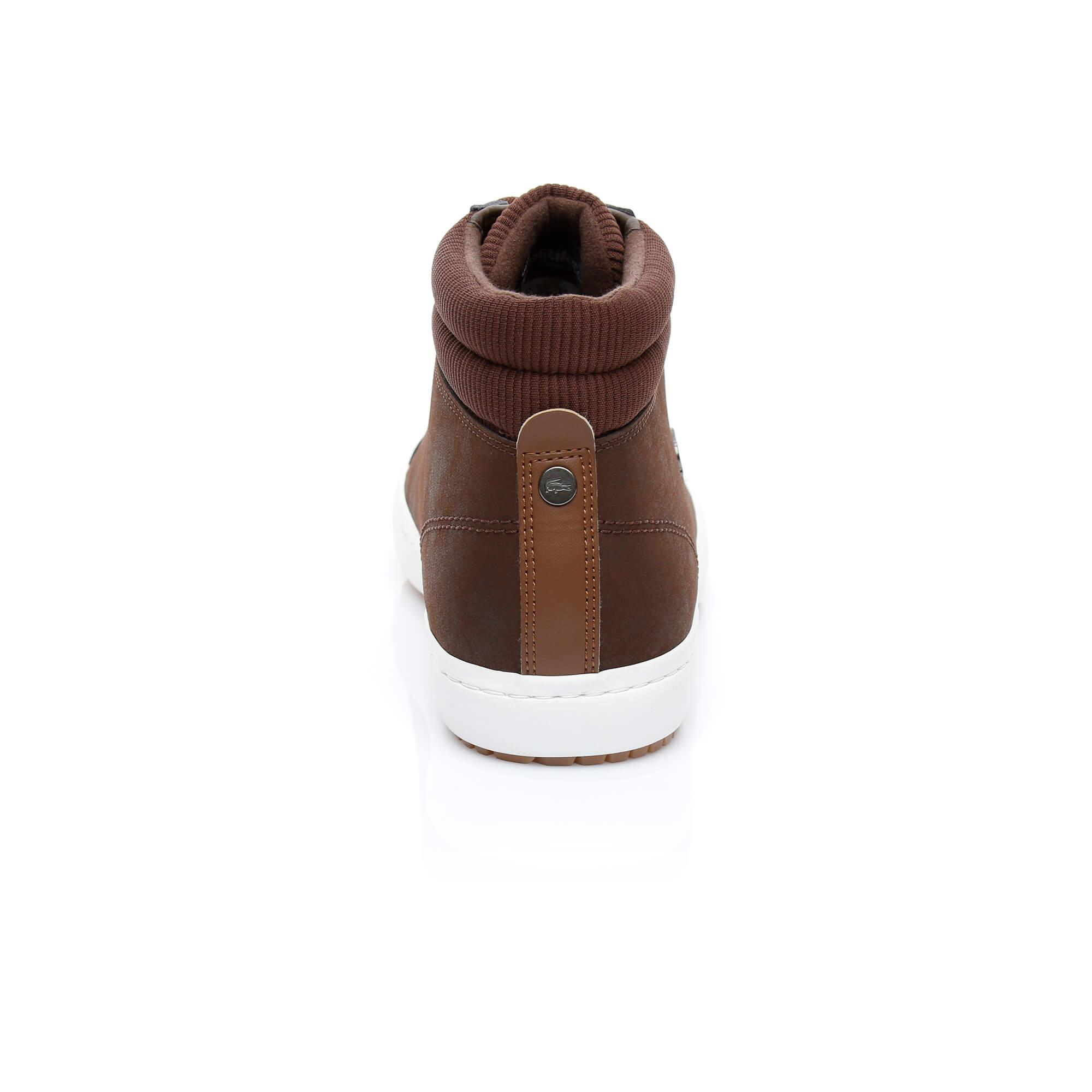 Lacoste Erkek Straightset Insulac 3181 Kahverengi Sneaker