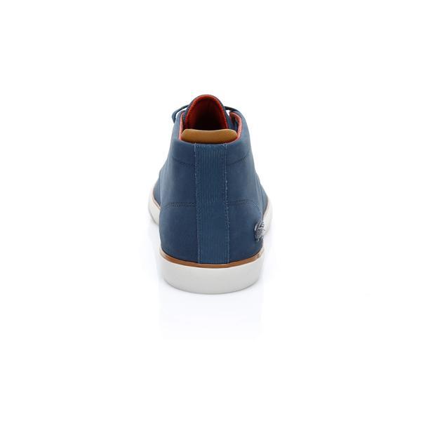 Lacoste Erkek Esparre Chukka 318 1 Lacivert Ayakkabı