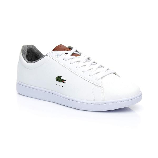 Lacoste Erkek Carnaby Evo 318 2 Beyaz Sneaker