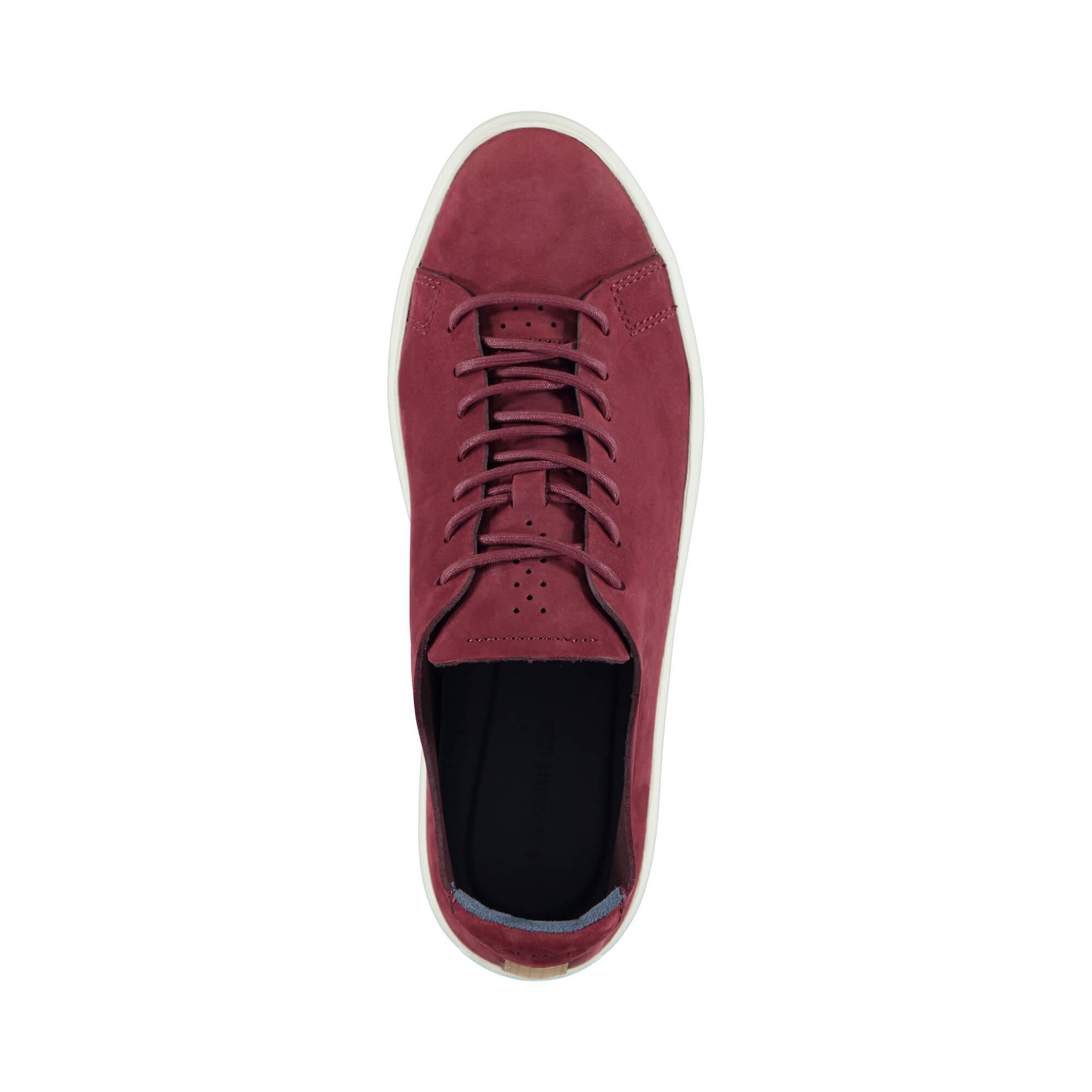Lacoste Erkek L.12.12 Unlined 318 1 Kırmızı Sneaker