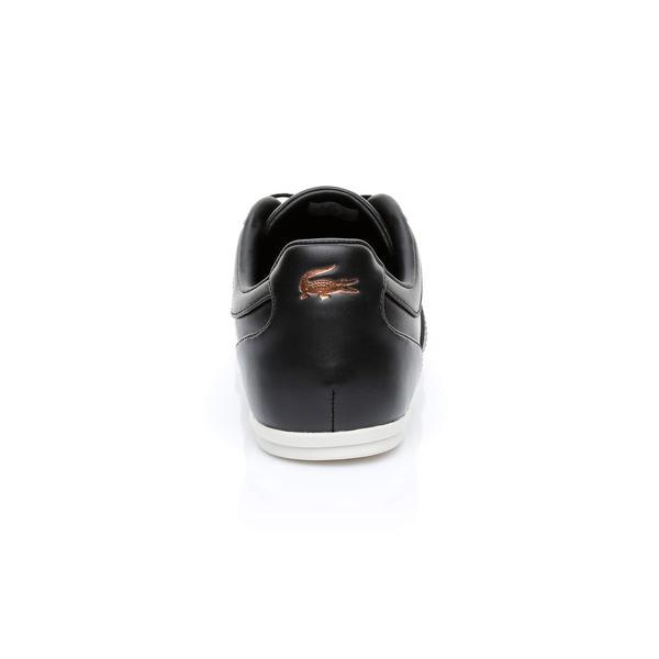 Lacoste Erkek Storda 318 2 US Siyah Casual Ayakkabı