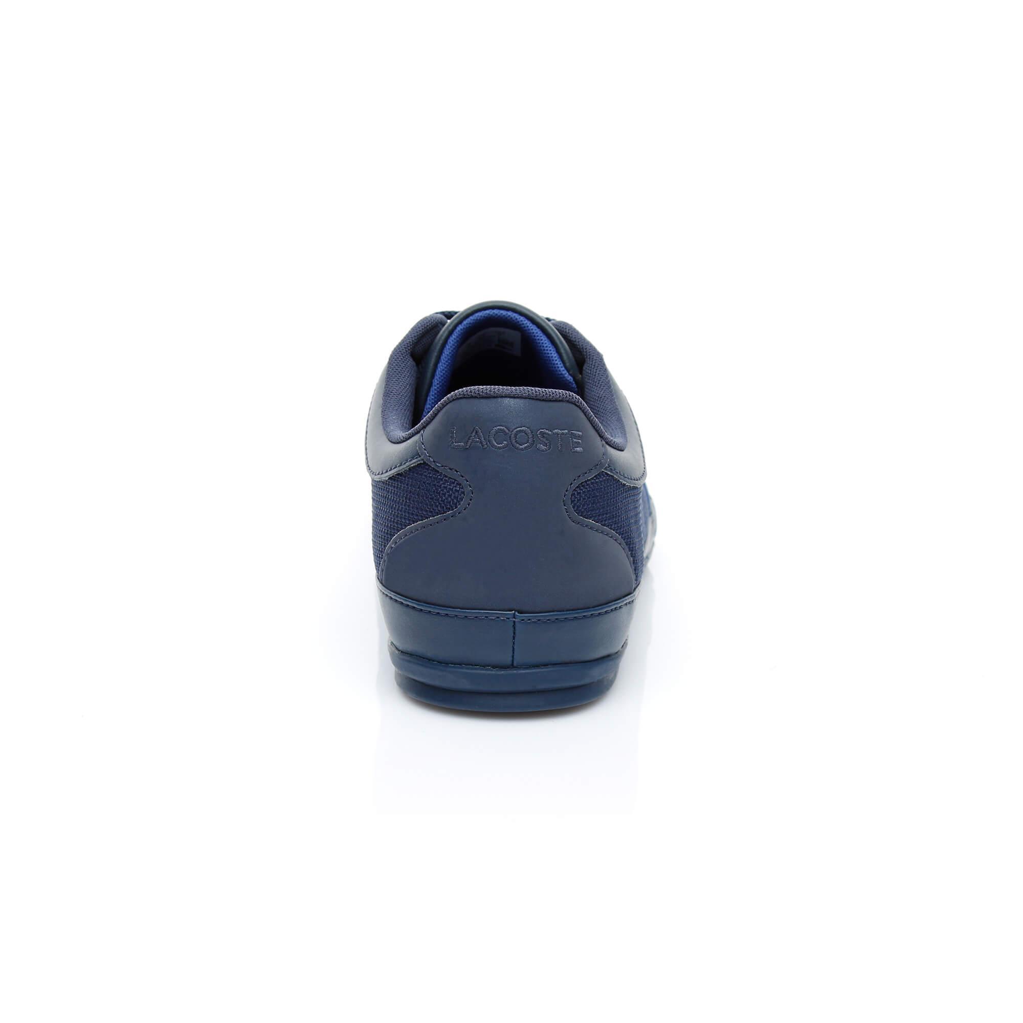 Lacoste Erkek Mısano Sport 318 1 Lacivert Casual Ayakkabı