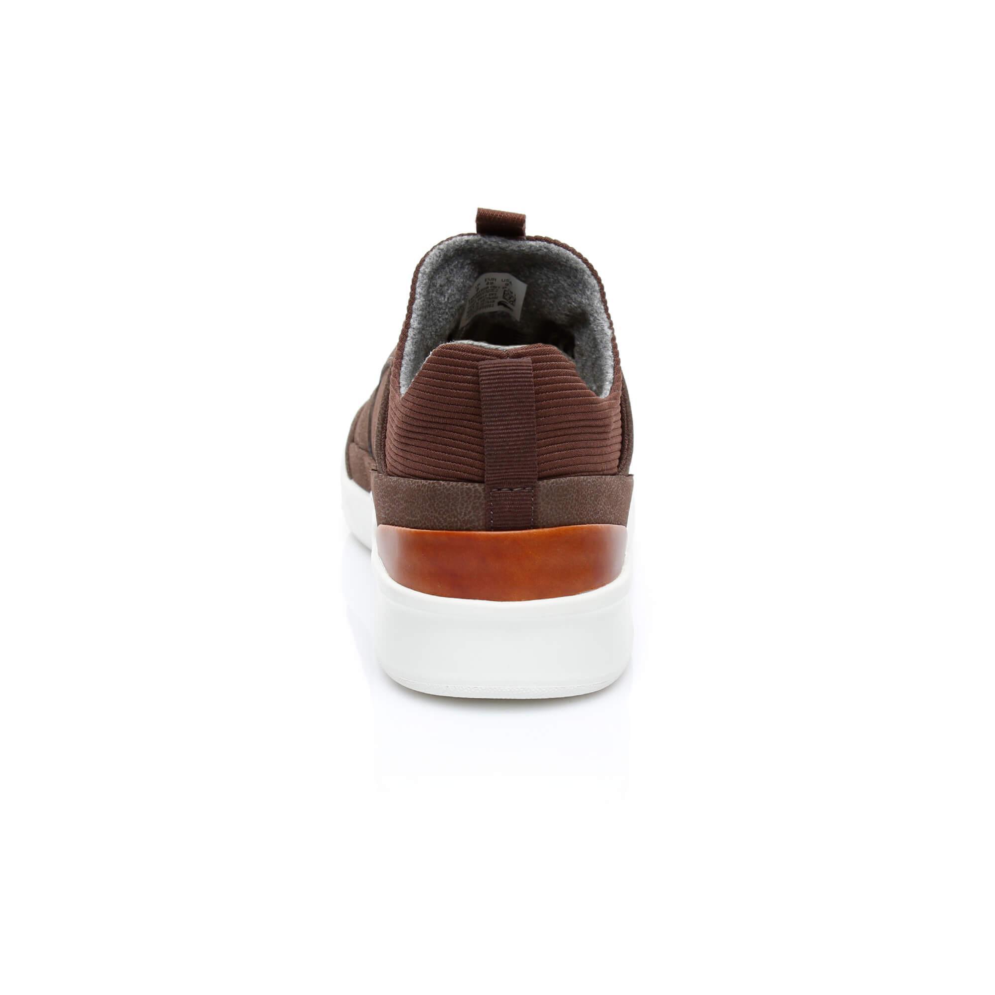 Lacoste Erkek Explorateur Crft Sp 3181 Kahverengi Sneaker