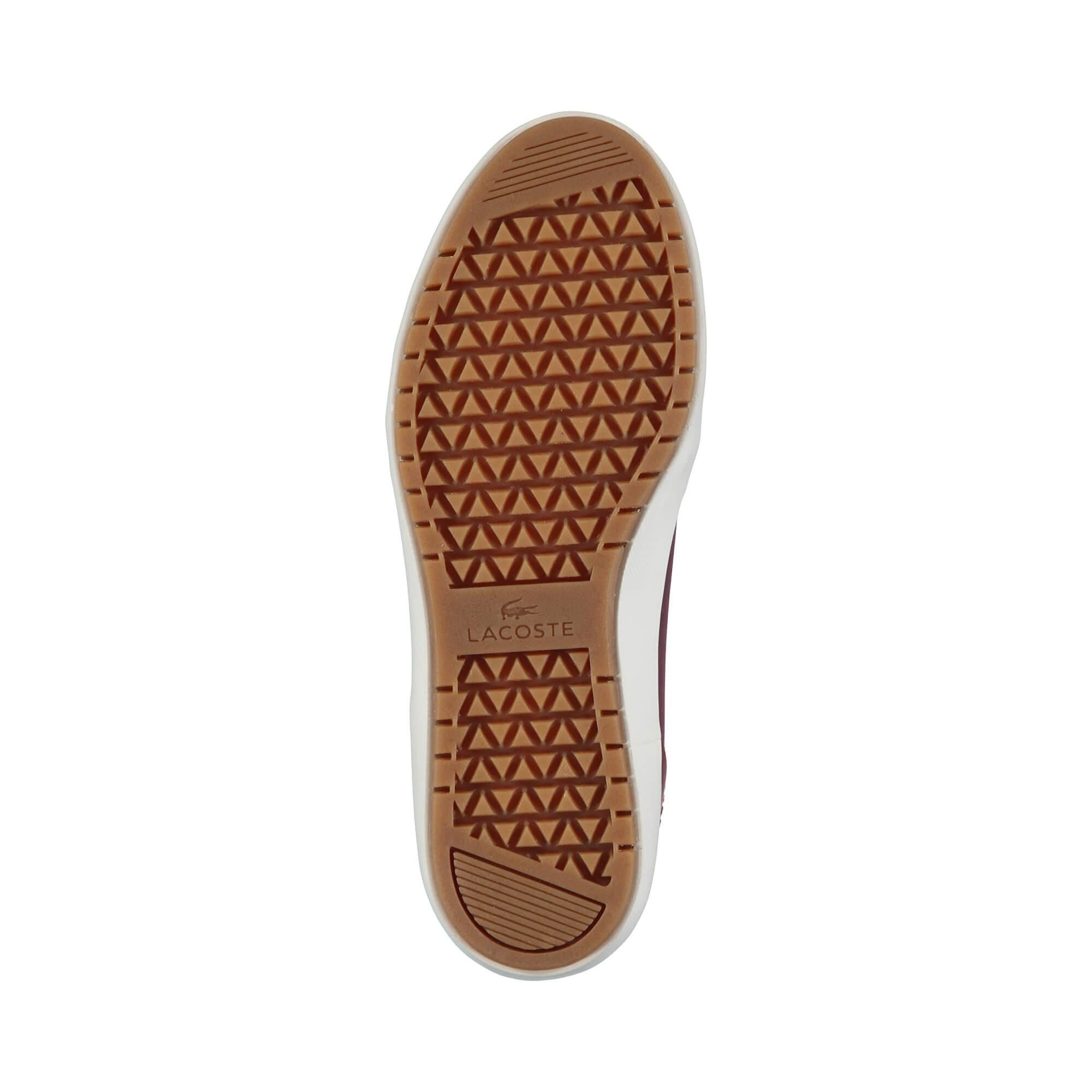 Lacoste Kadın Ampthill 318 1 Bordo Ayakkabı