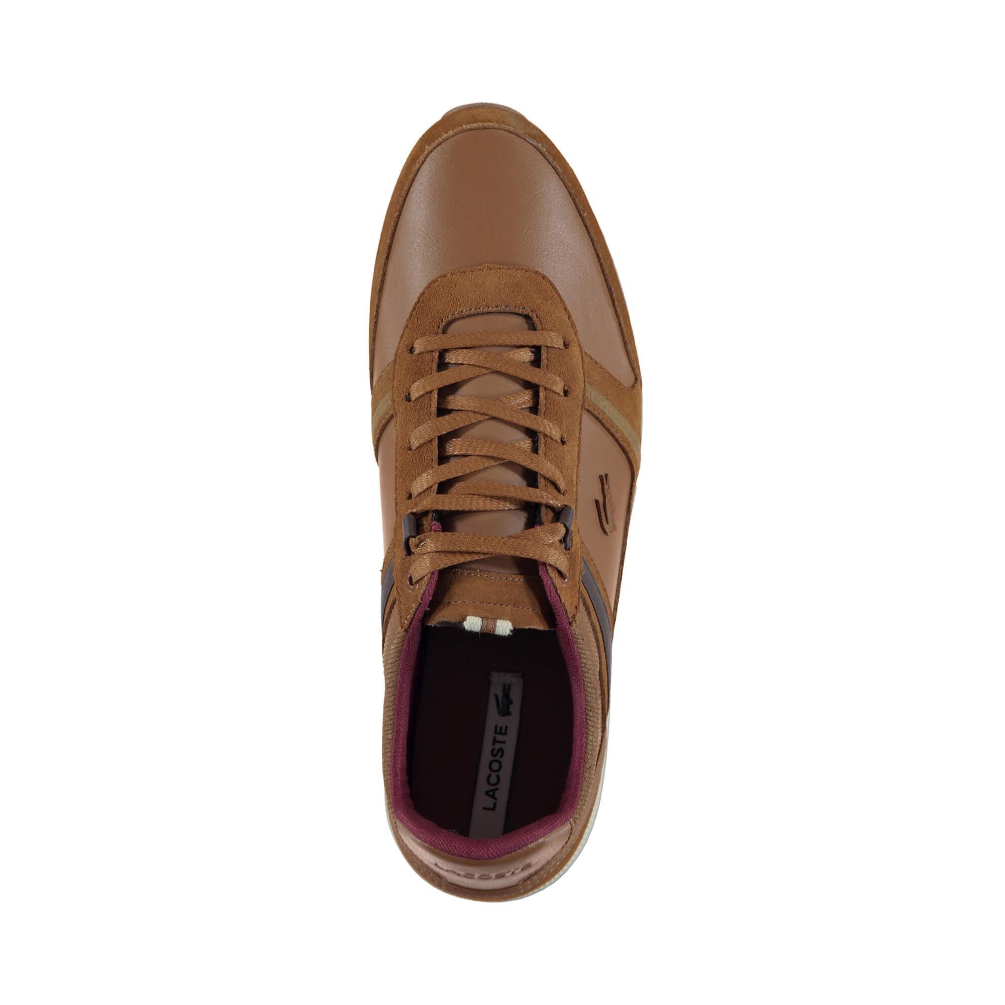 Lacoste Erkek Menerva 318 1 Kahve Casual Ayakkabı