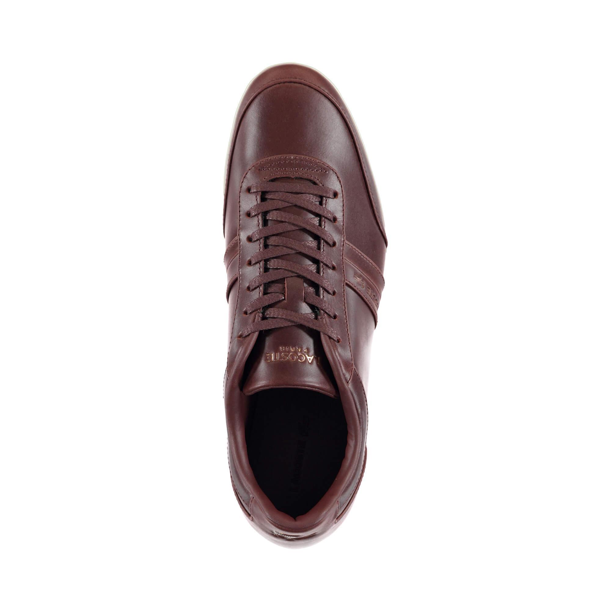 Lacoste Erkek Storda 318 2 US Kahverengi Casual Ayakkabı