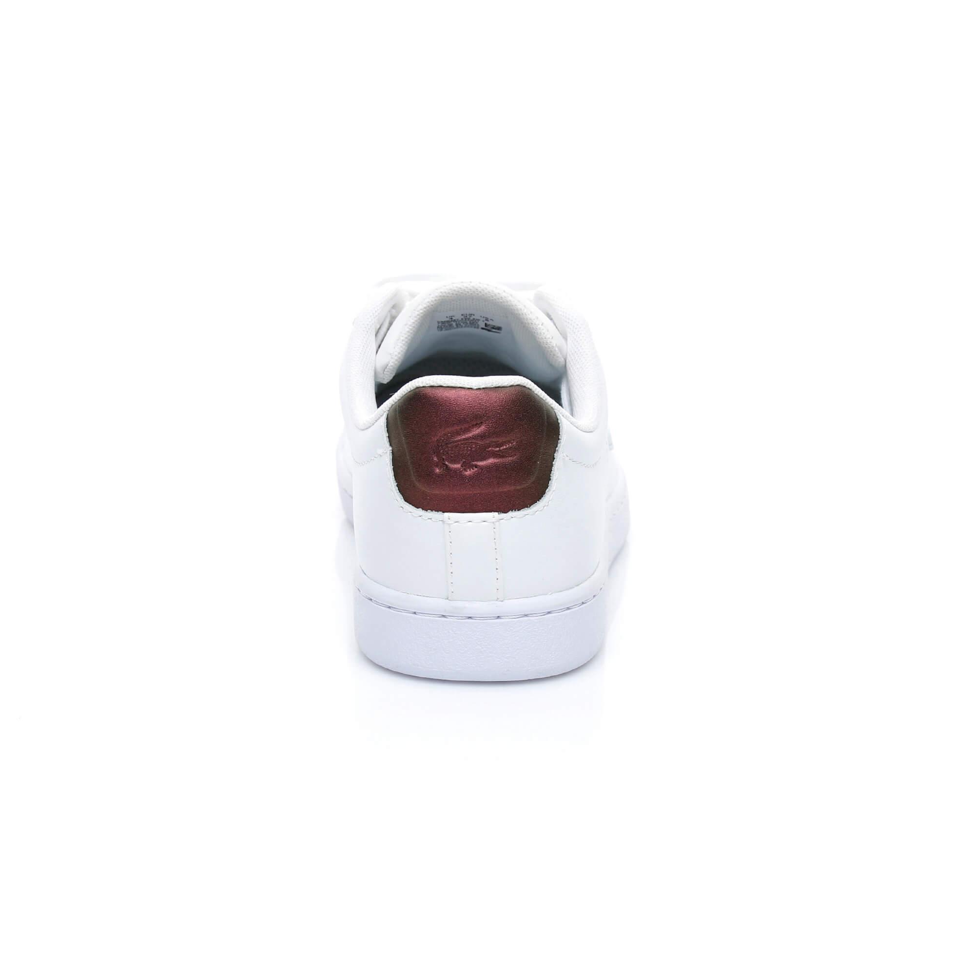 Lacoste Kadın Carnaby Evo 318 7 Beyaz Sneaker