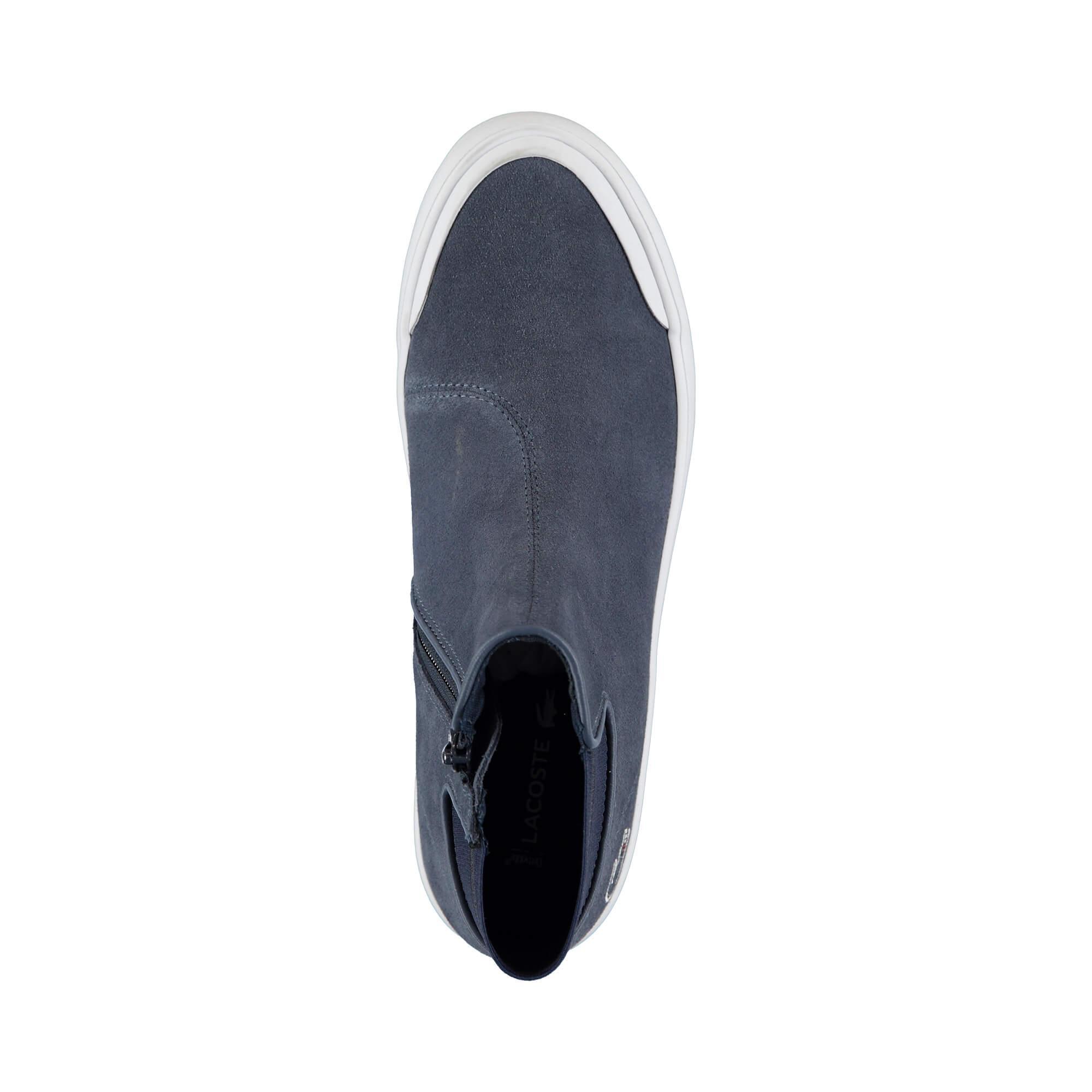 Lacoste Kadın Lancelle Chelsea 318 2 Mavi Ayakkabı