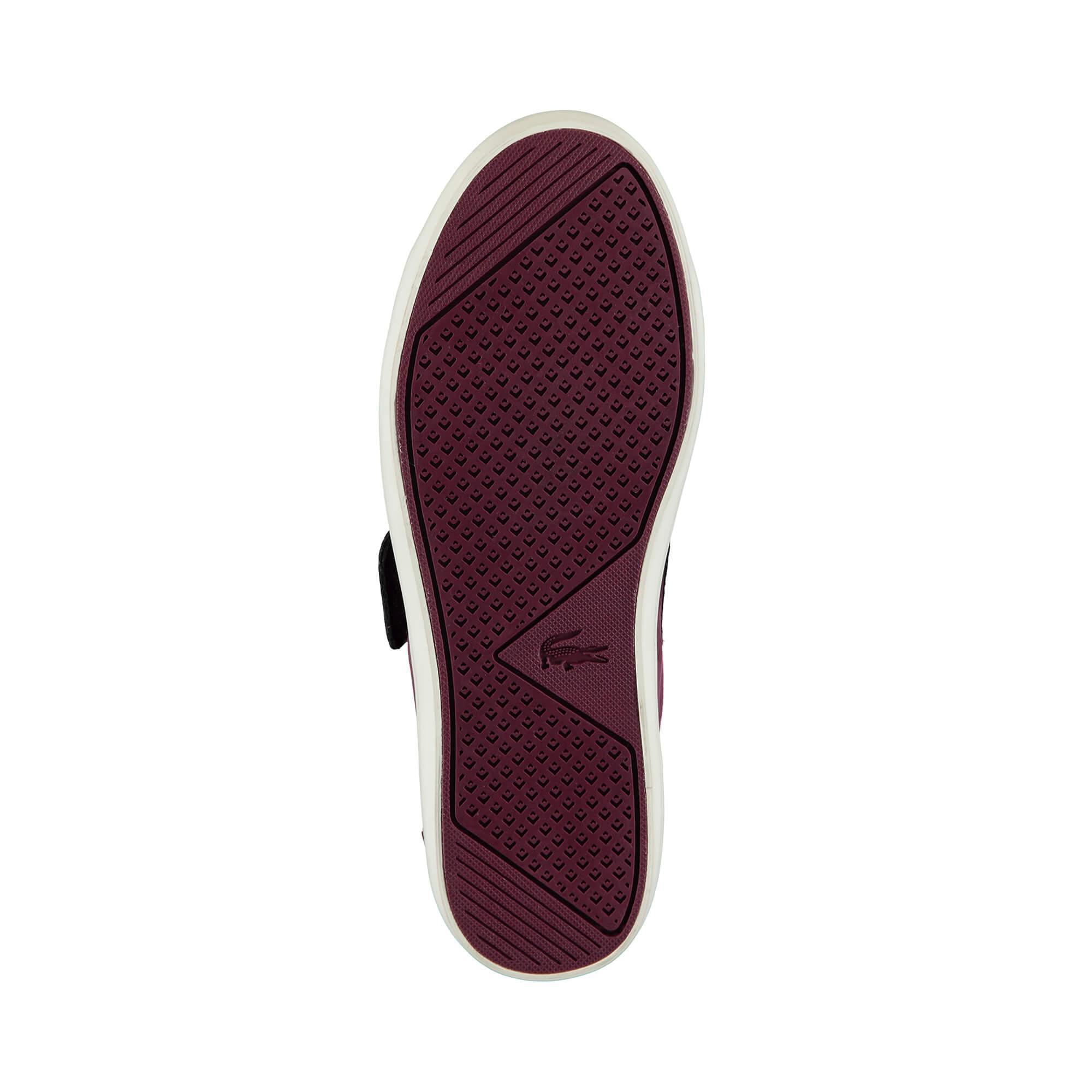 Lacoste Kadın Straightset Strap 3181 Sneaker