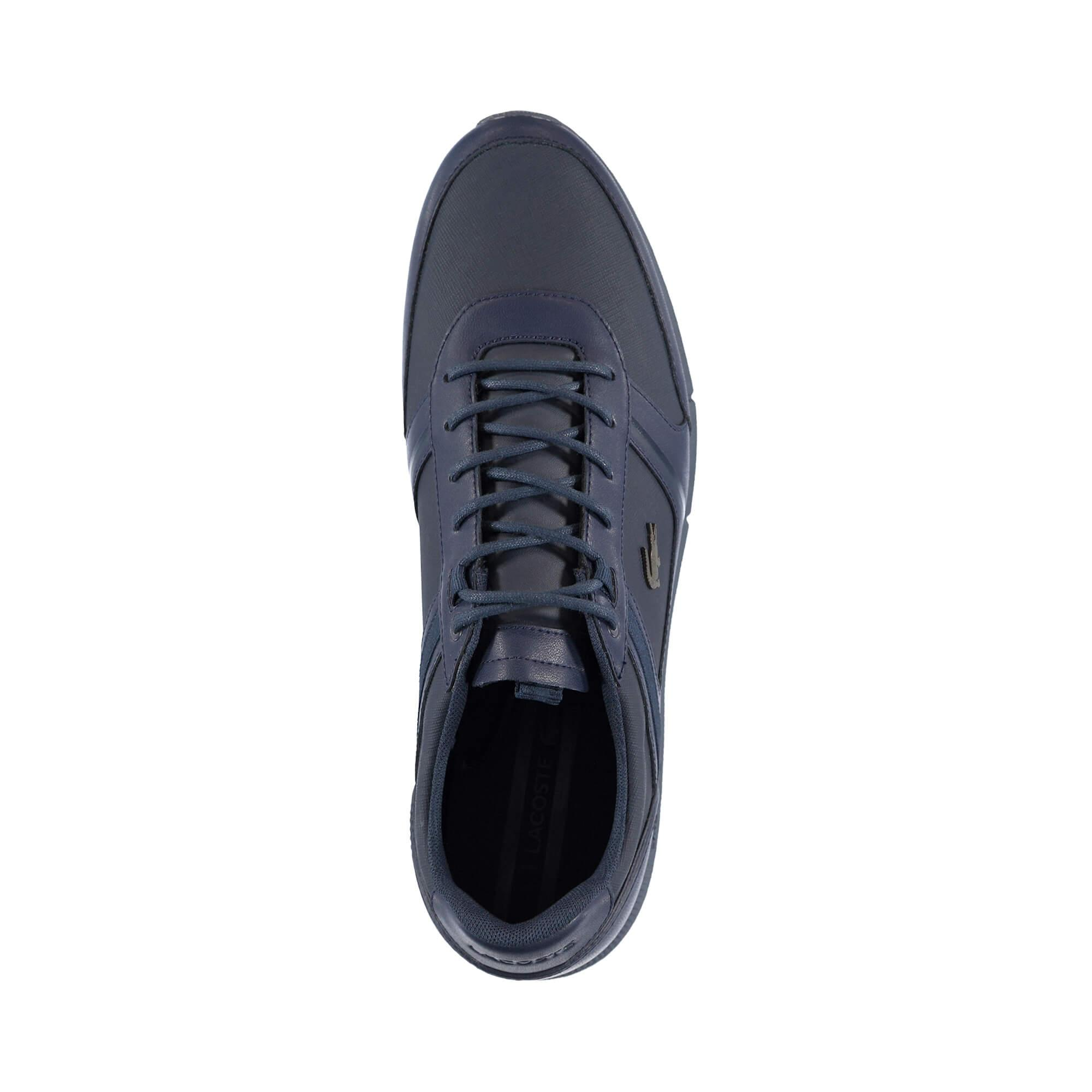 Lacoste Erkek Menerva 318 2 Lacivert Casual Ayakkabı