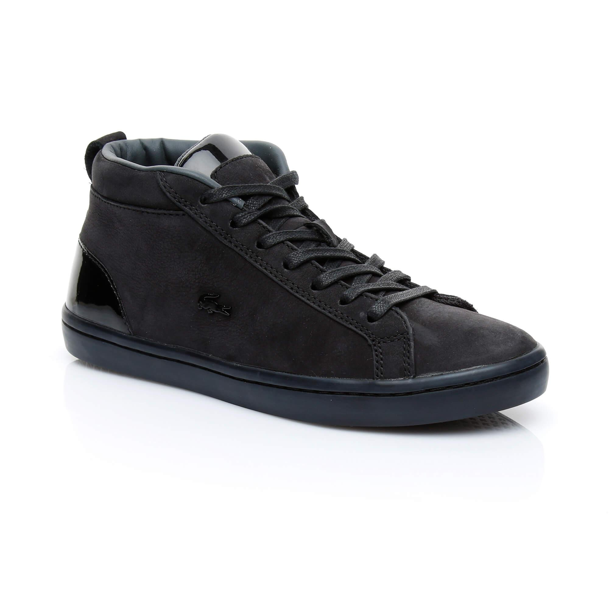 Lacoste Kadın Straightset C 318 1 Siyah Sneaker