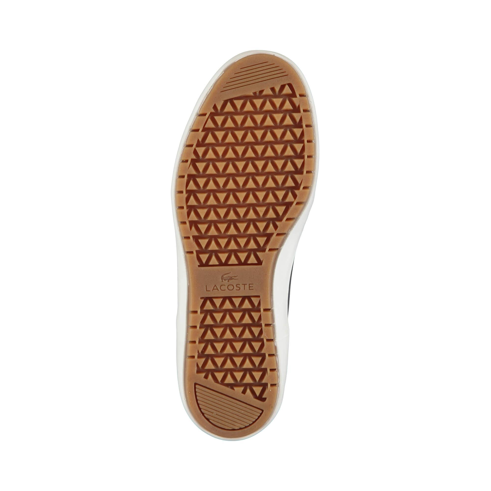 Lacoste Kadın Ampthill 318 1 Siyah Ayakkabı