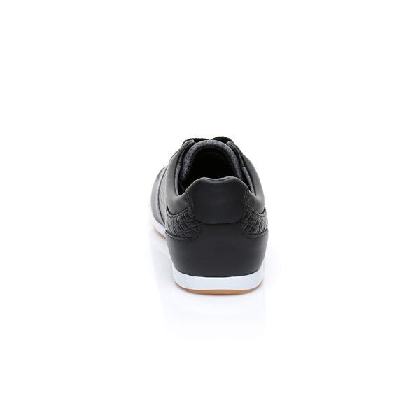 Lacoste Kadın Rey Sport 318 1 Siyah Sneaker