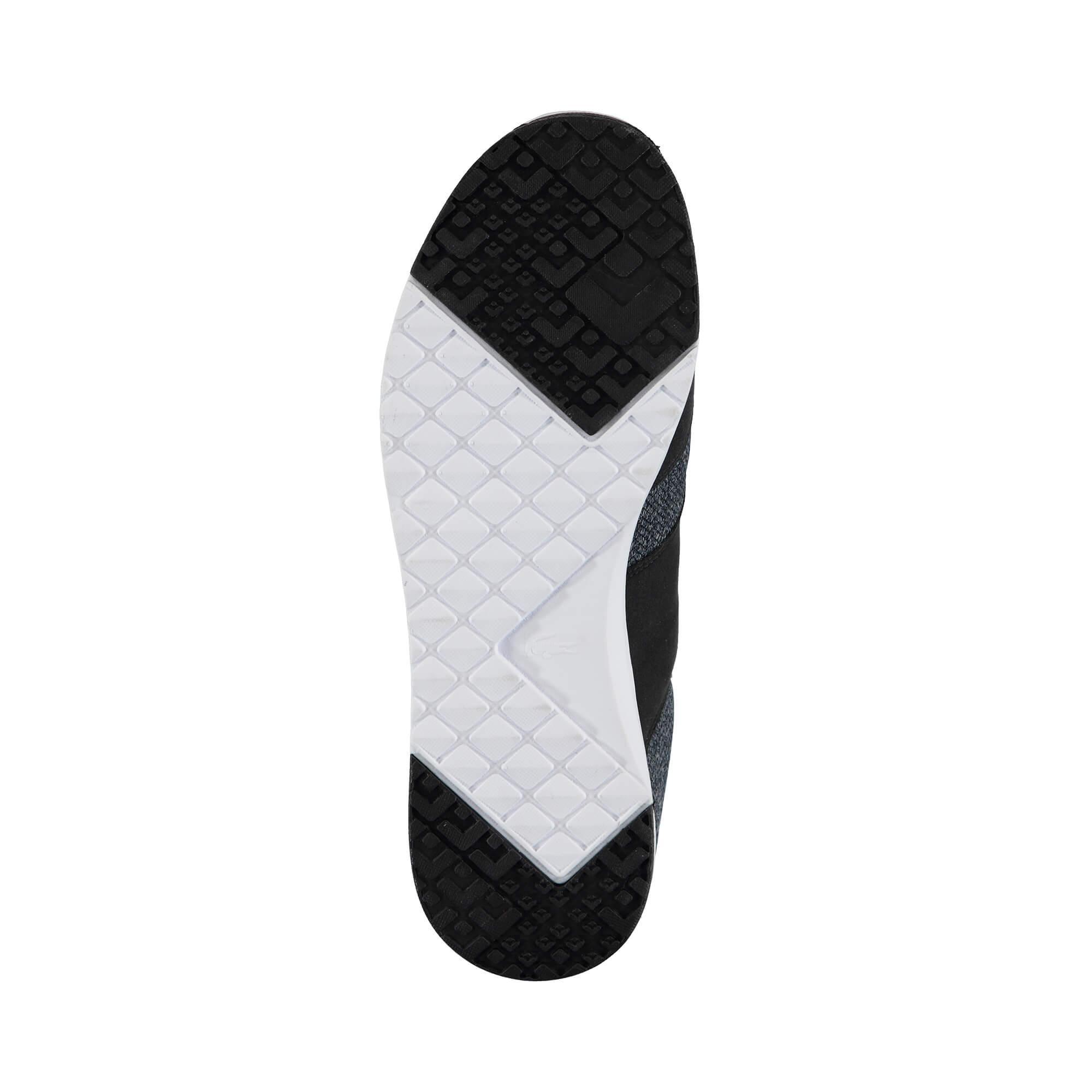 Lacoste Erkek Light 318 3 Siyah Spor Ayakkabı