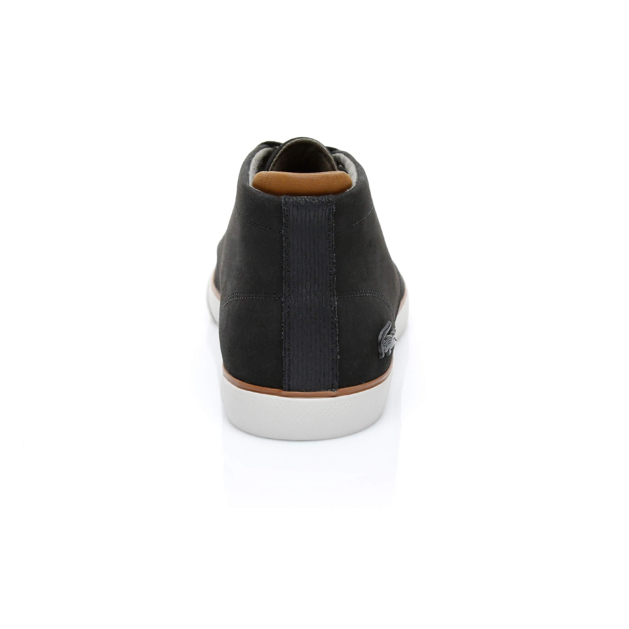 Lacoste Erkek Esparre Chukka 318 1 Siyah Ayakkabı