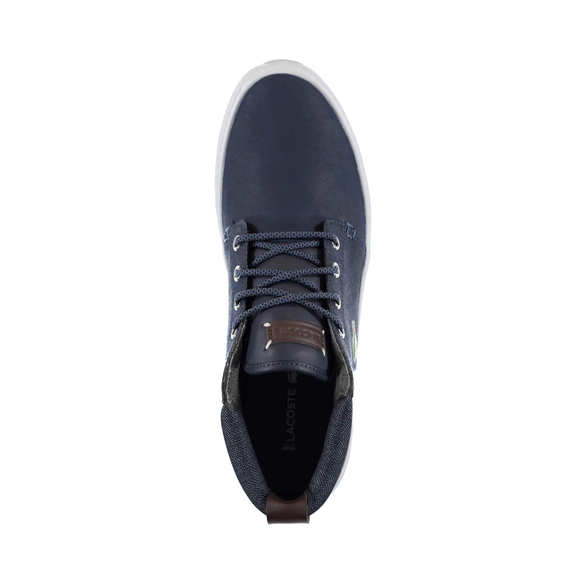 Lacoste Erkek Ampthill Terra 318 1 Lacivert Ayakkabı