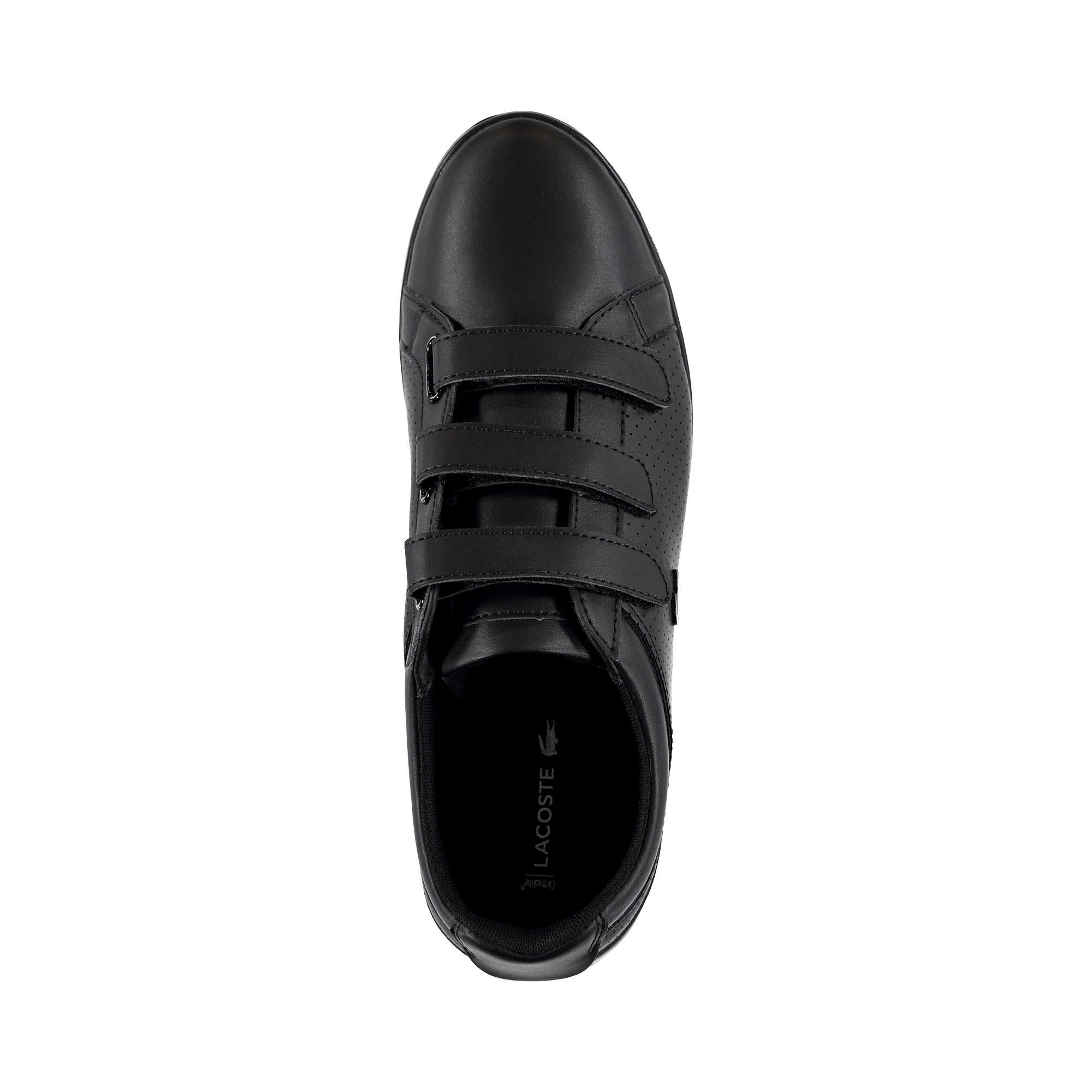 Lacoste Kadın Rey Strap 318 2 Siyah Sneaker
