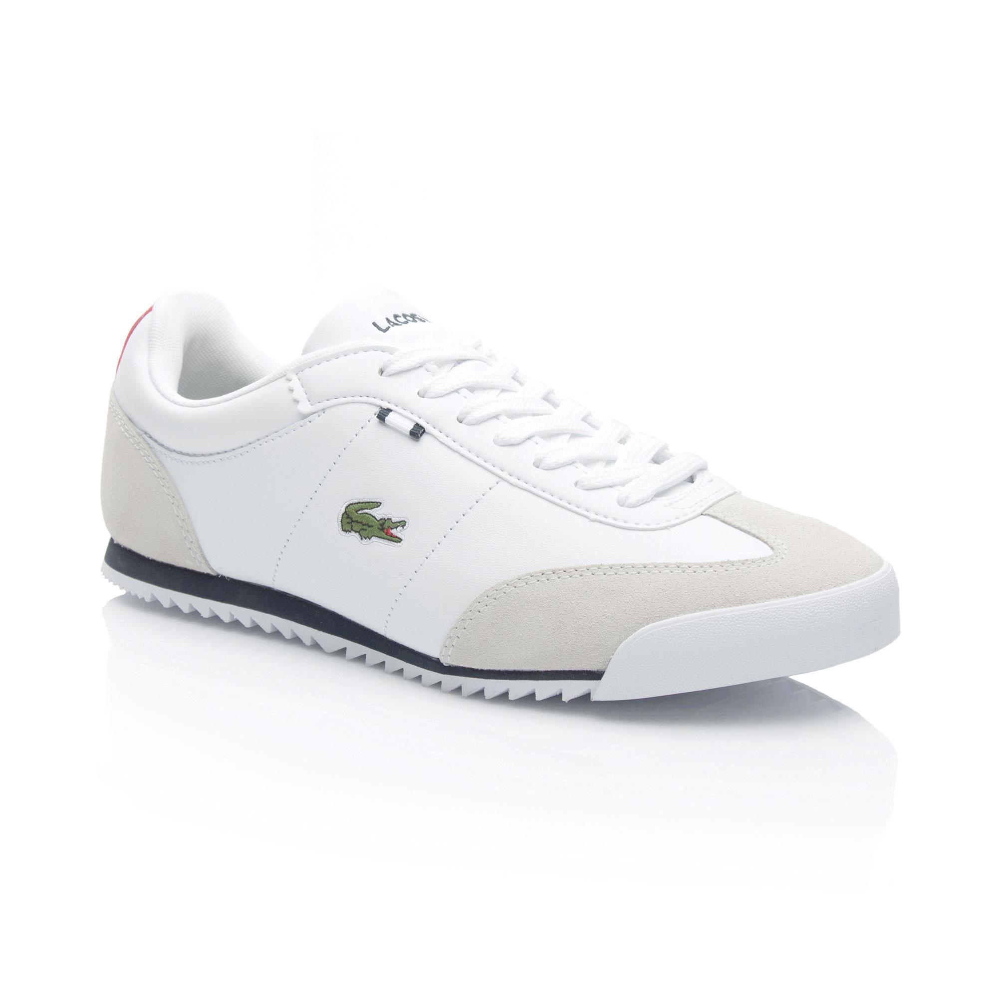 Lacoste Erkek Romeau HTB Beyaz Sneaker