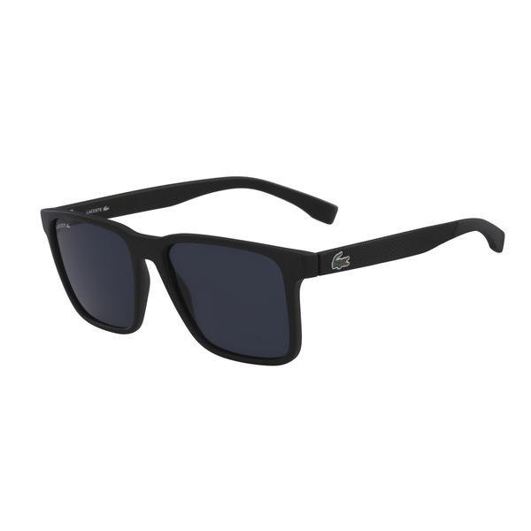 Lacoste Unisex Siyah Güneş Gözlüğü