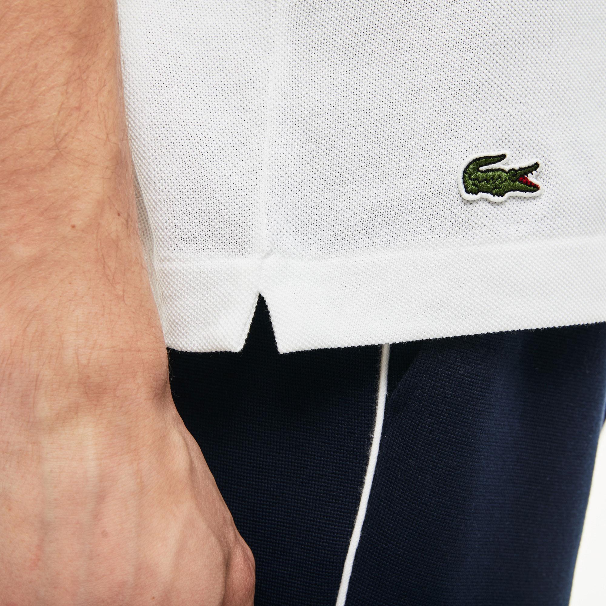 Lacoste Erkek L1212 Beyaz Polo