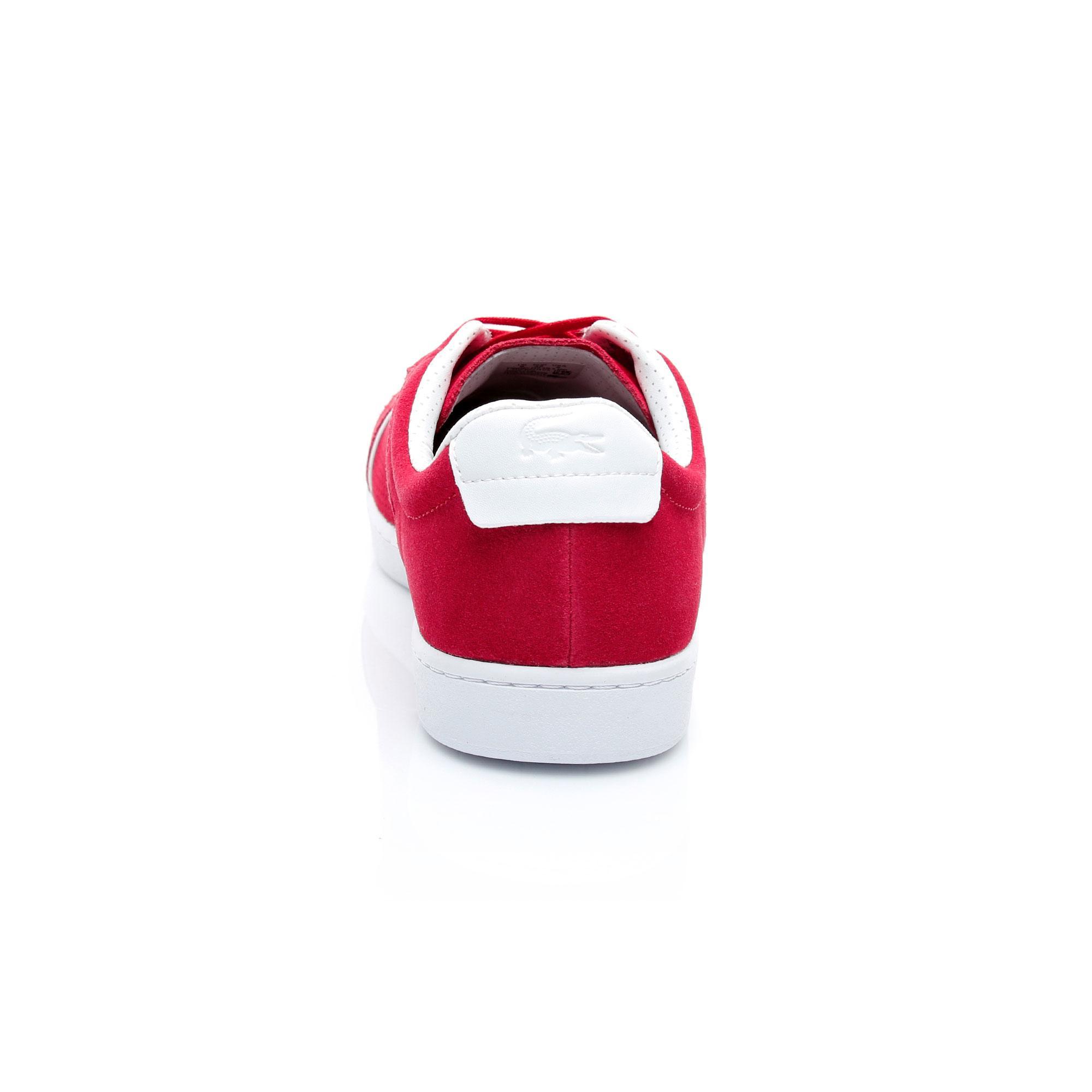 Lacoste Erkek Carnaby Evo 318 9 Kırmızı Sneaker