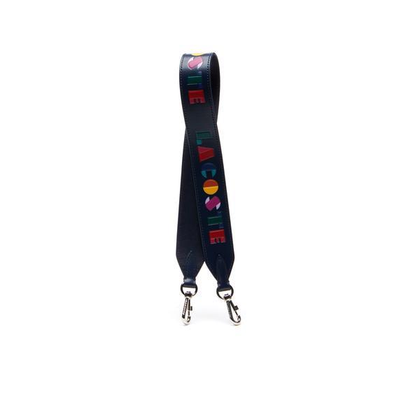 Lacoste Kadın Lacivert Çanta Askısı