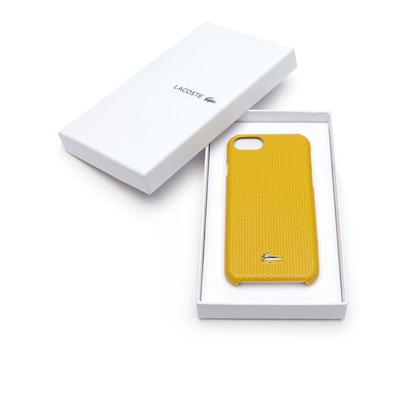 Lacoste Kadın Sarı Iphone 8 Kılıfı
