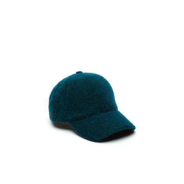 Lacoste Koyu Yeşil Şapka