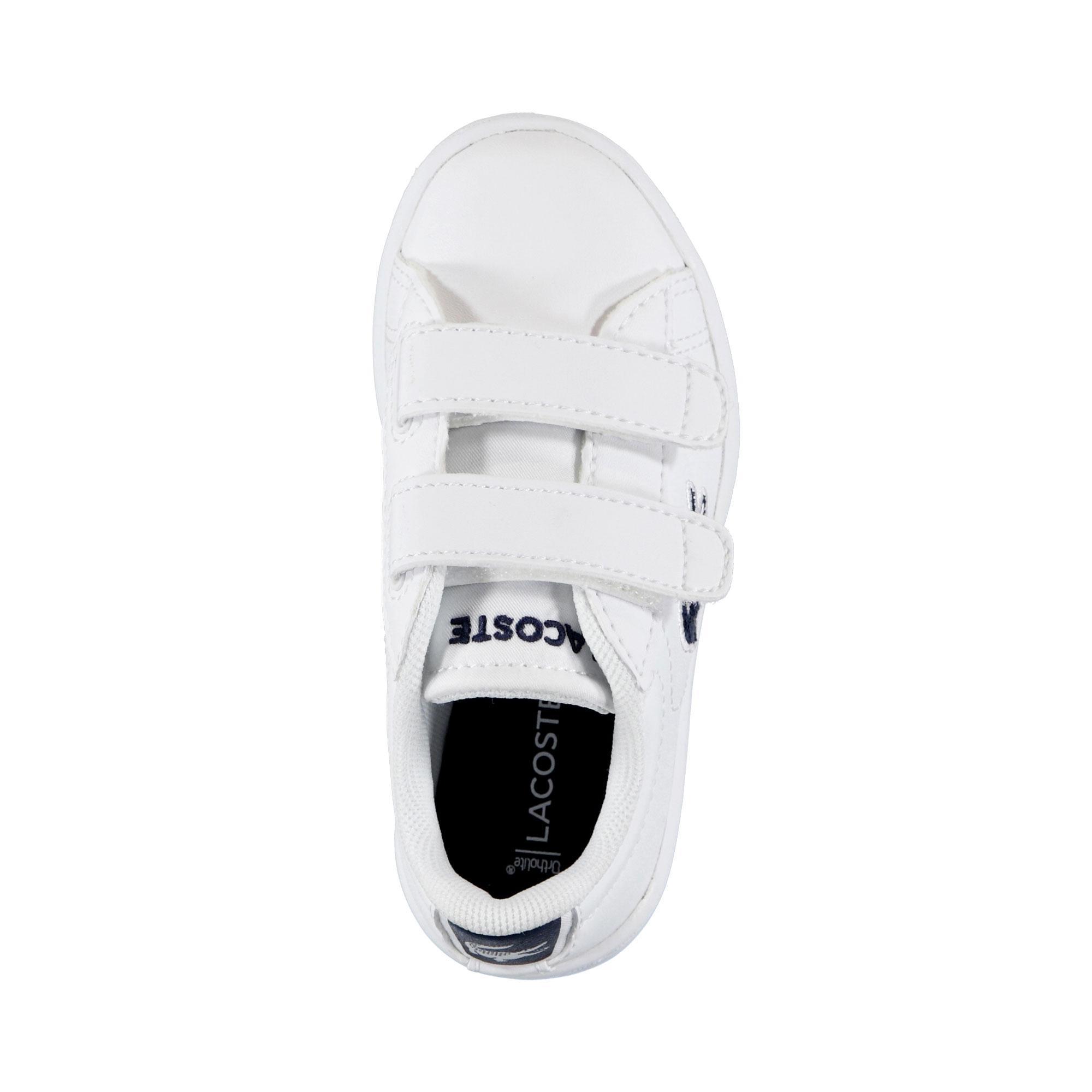 Lacoste Çocuk Carnaby Evo 318 1 Beyaz Sneaker