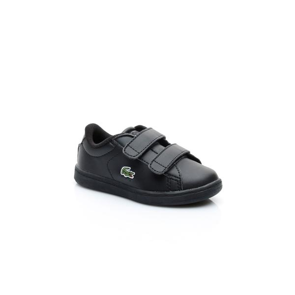 Lacoste Çocuk Carnaby Evo 118 4 Siyah Sneaker