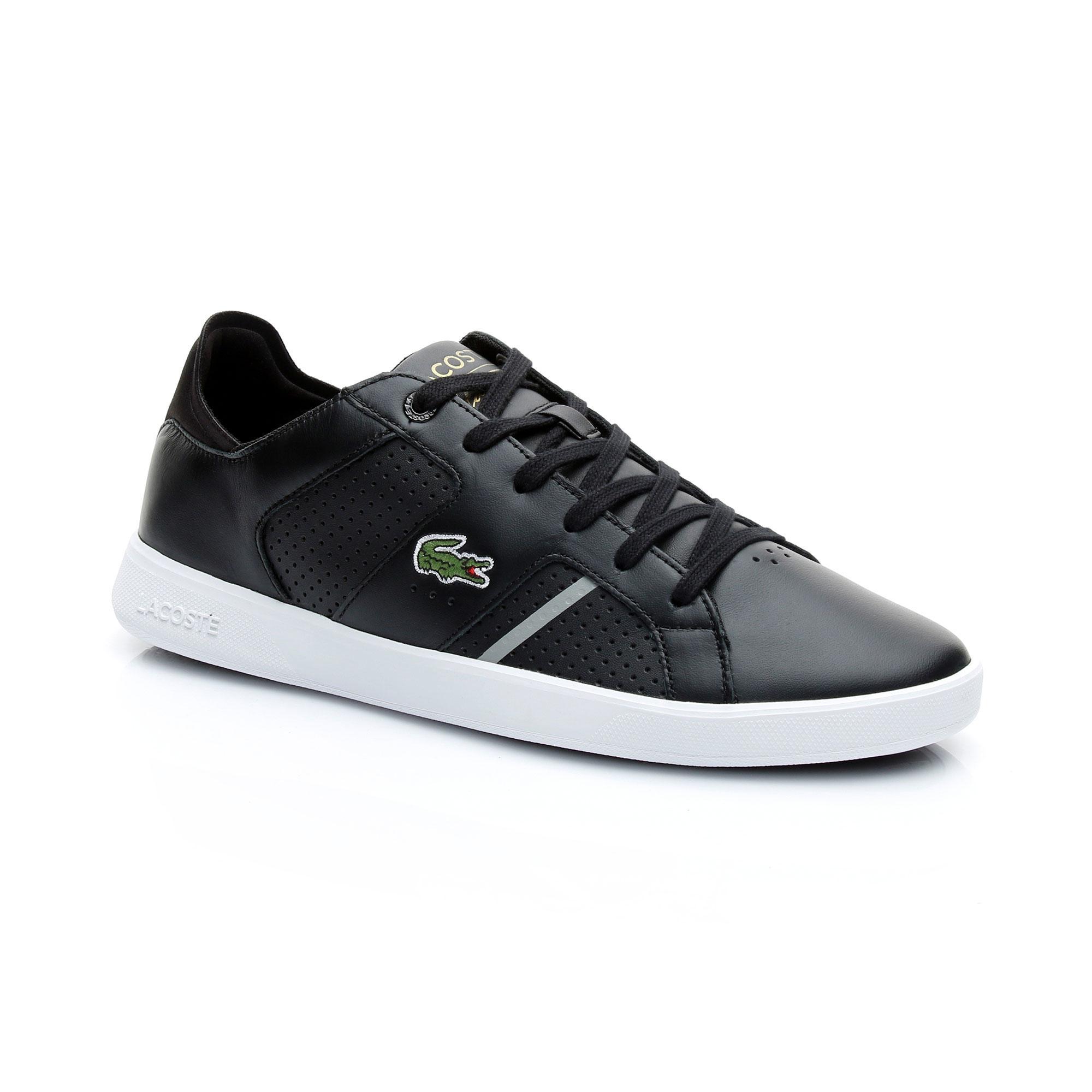 Lacoste Erkek Novas Ct 118 1 Siyah Sneaker