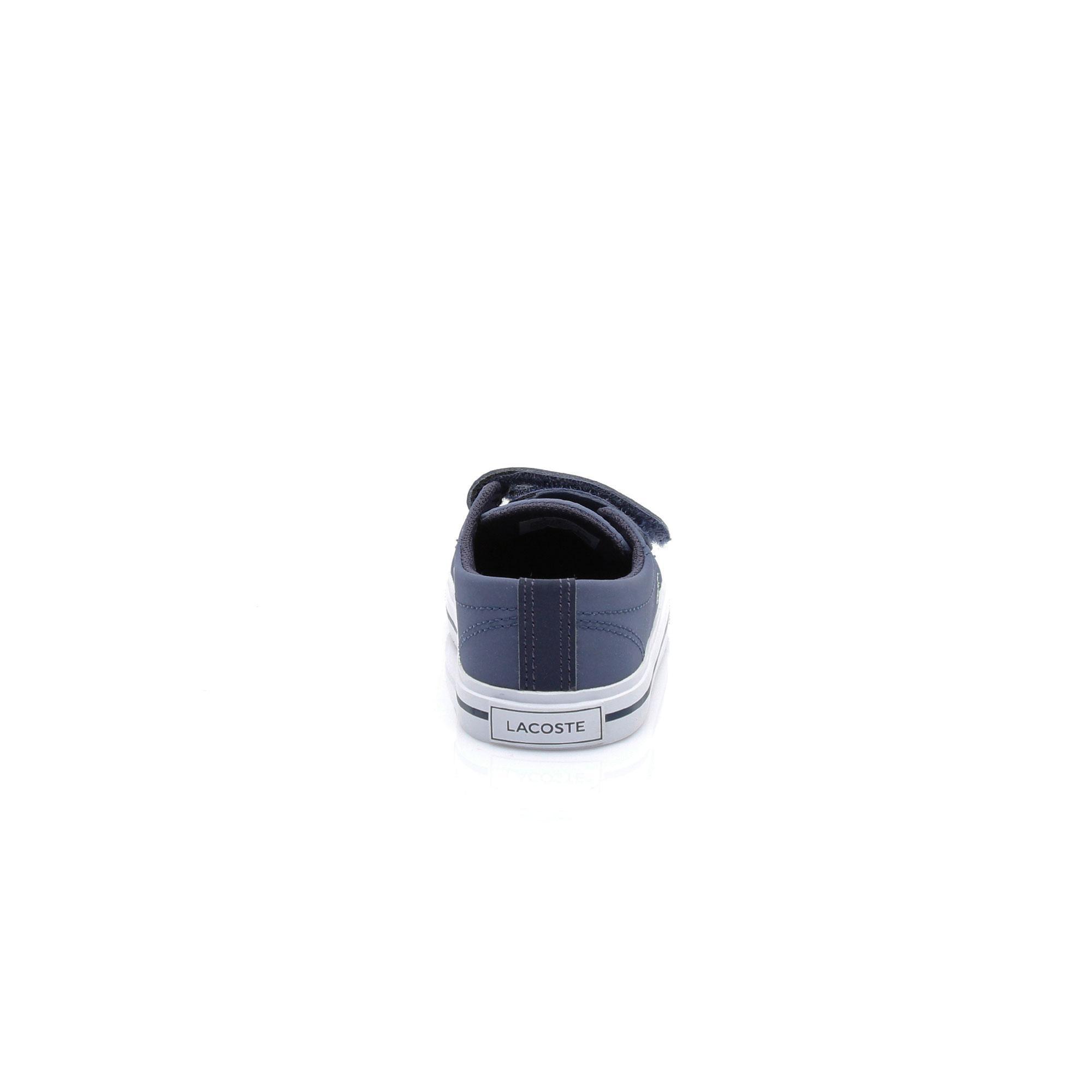 Lacoste Çocuk Rıberac 318 1 Mavi Sneaker