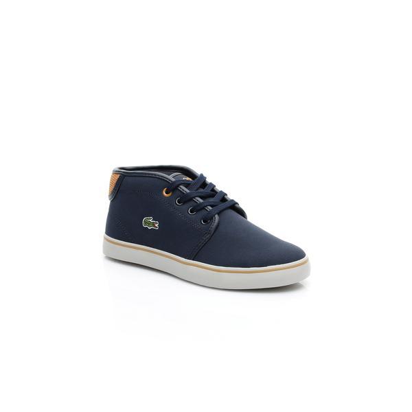 Lacoste Çocuk Ampthill 318 1 Lacivert Ayakkabı