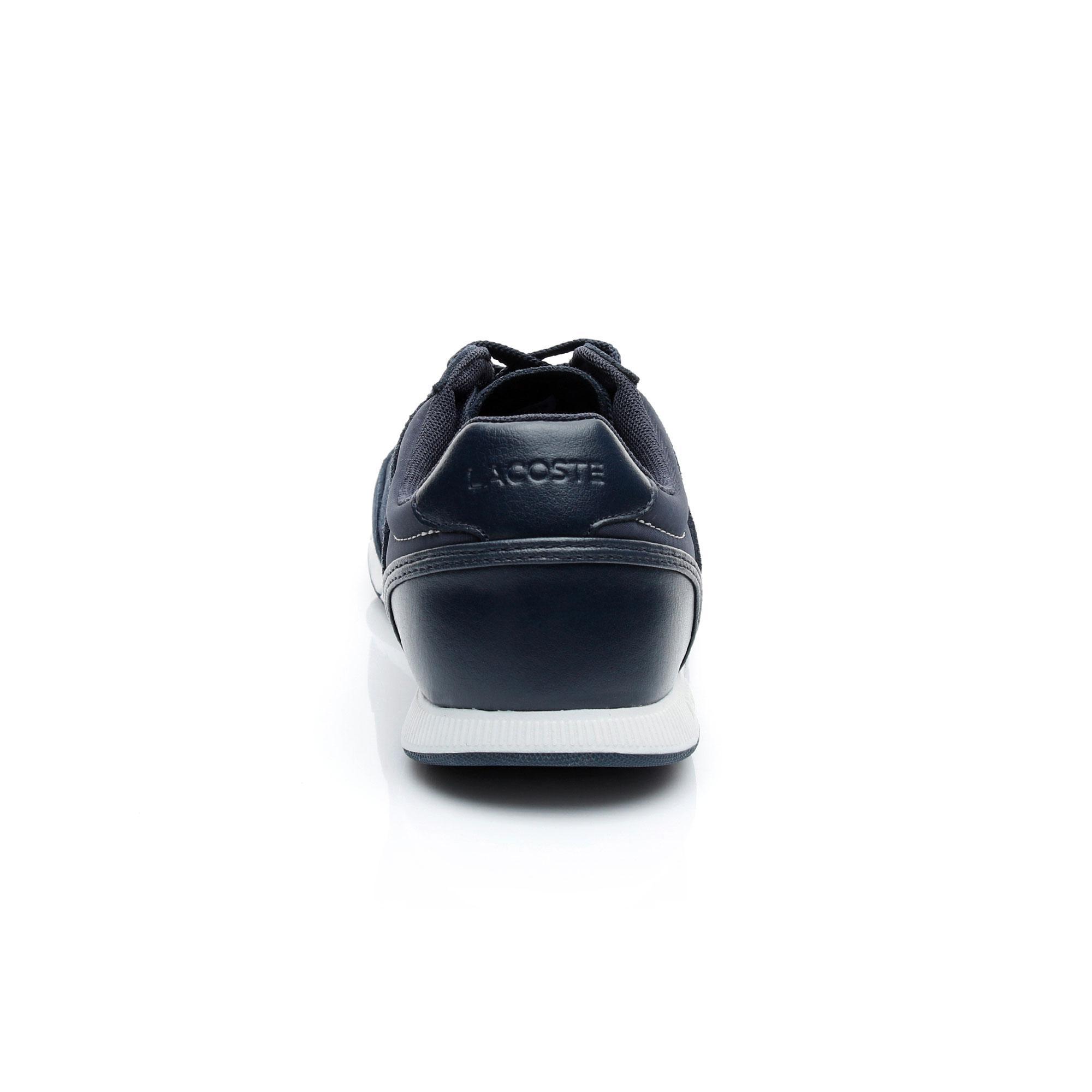 Lacoste Erkek Menerva Sport 318 1 Lacivert Casual Ayakkabı