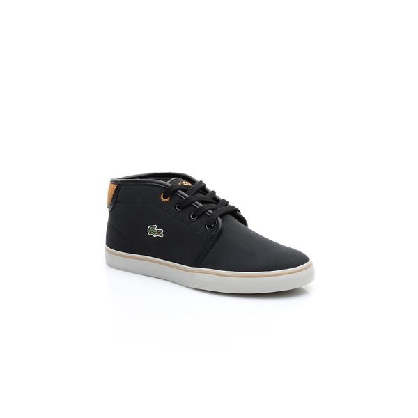 Lacoste Çocuk Ampthill 318 1 Siyah Ayakkabı