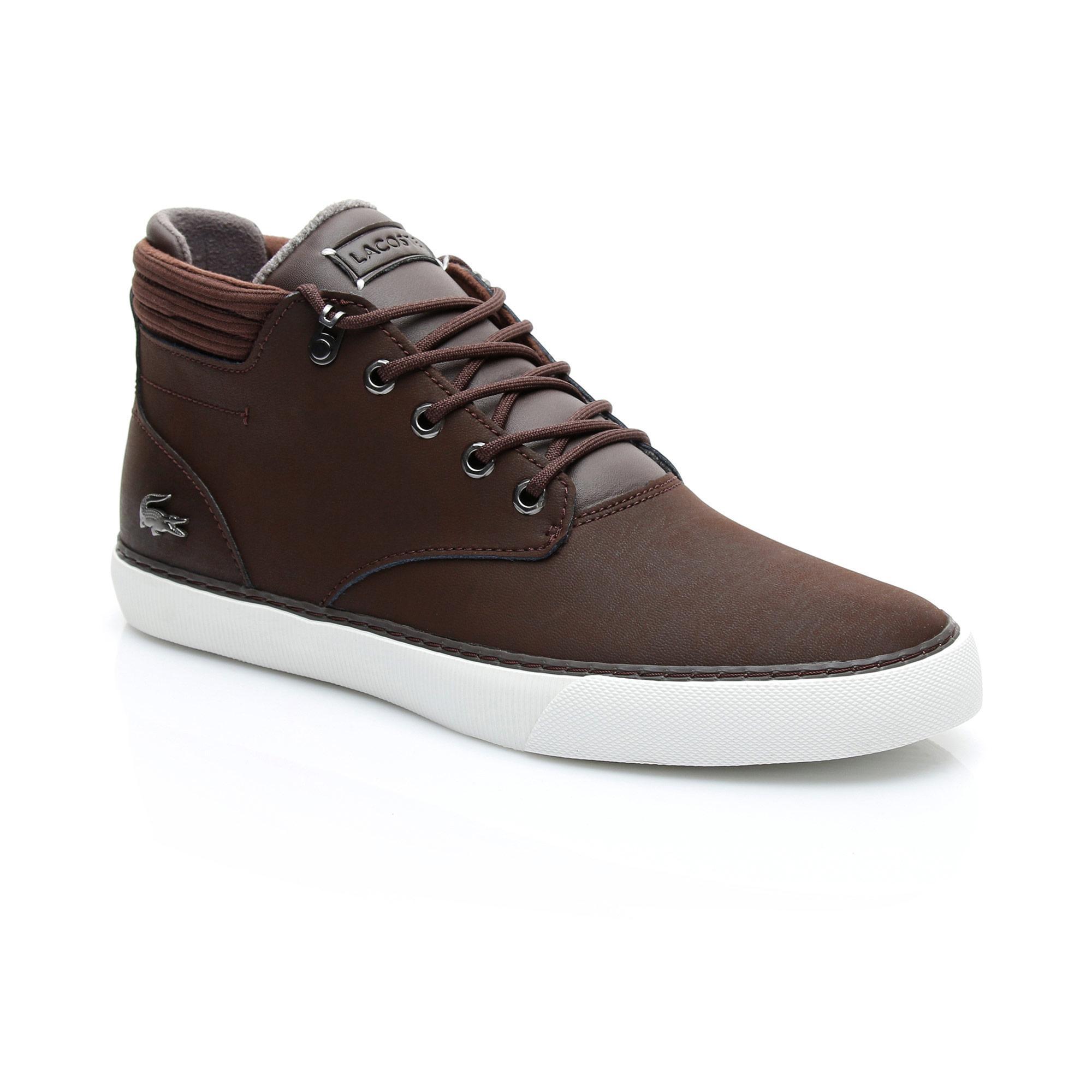 Lacoste Erkek Esparre Wınter C 318 3 Kahverengi Ayakkabı