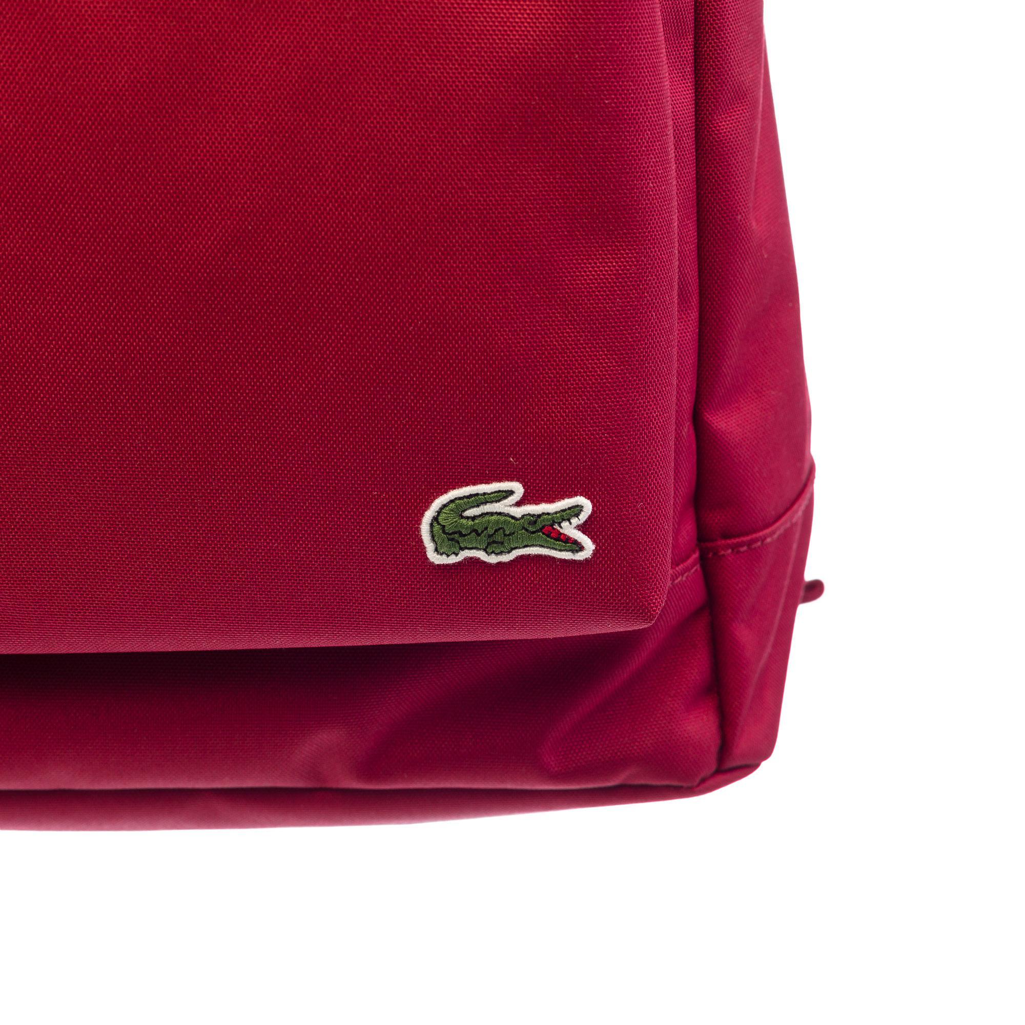 Lacoste Erkek Kırmızı Sırt Çantası