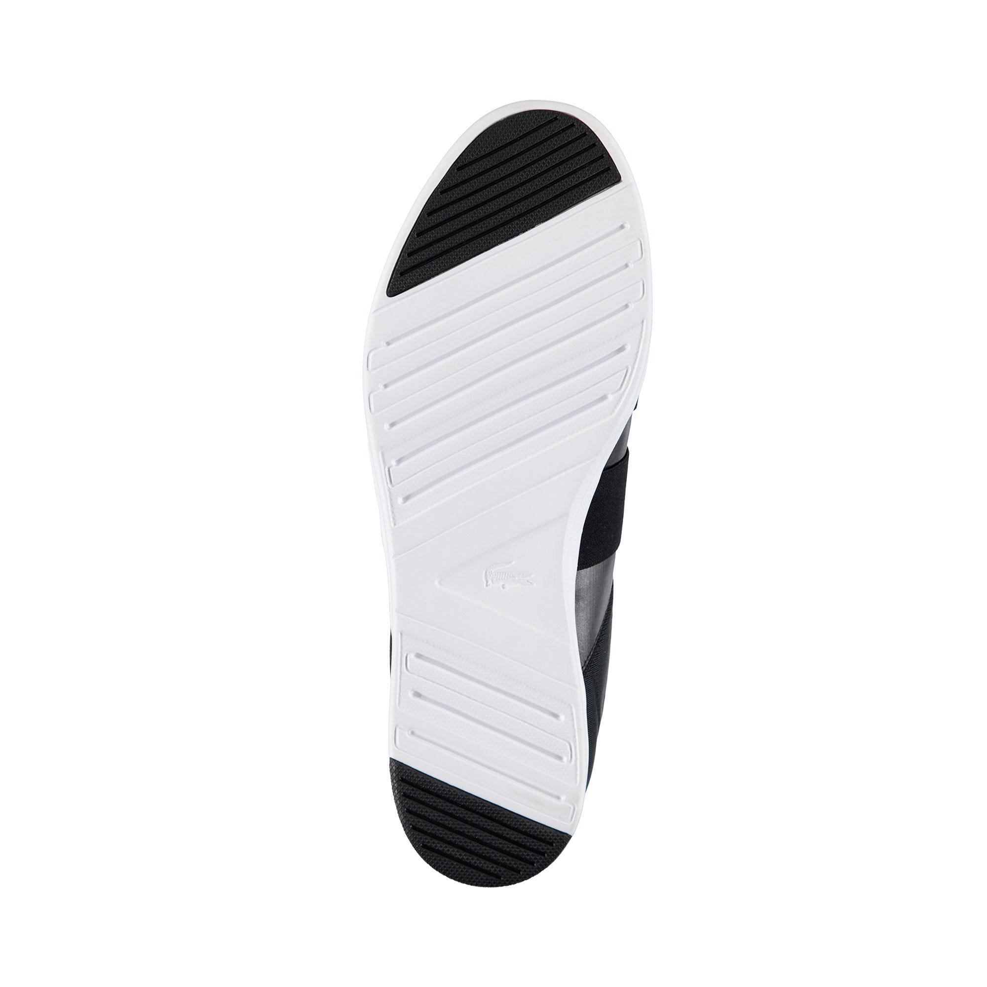 Lacoste Kadın Avenir Slip 418 1 Siyah Sneaker