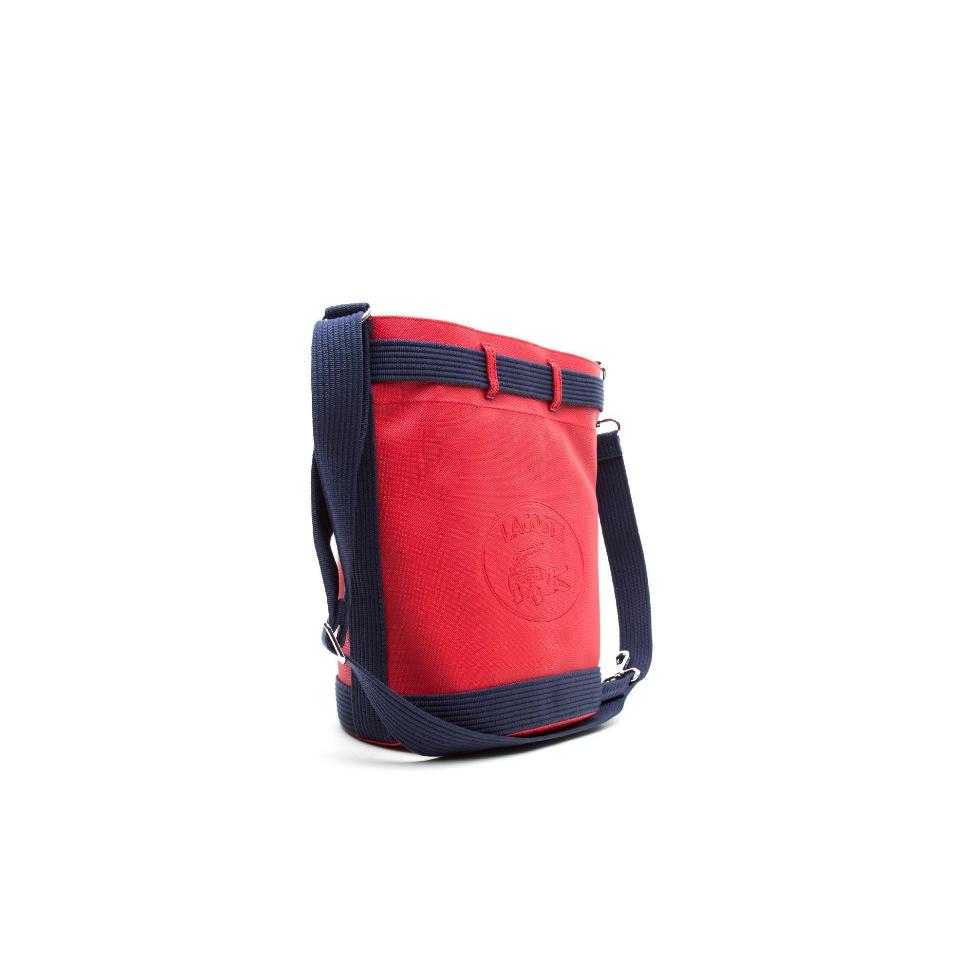 Lacoste Kadın Kırmızı - Lacivert Çanta